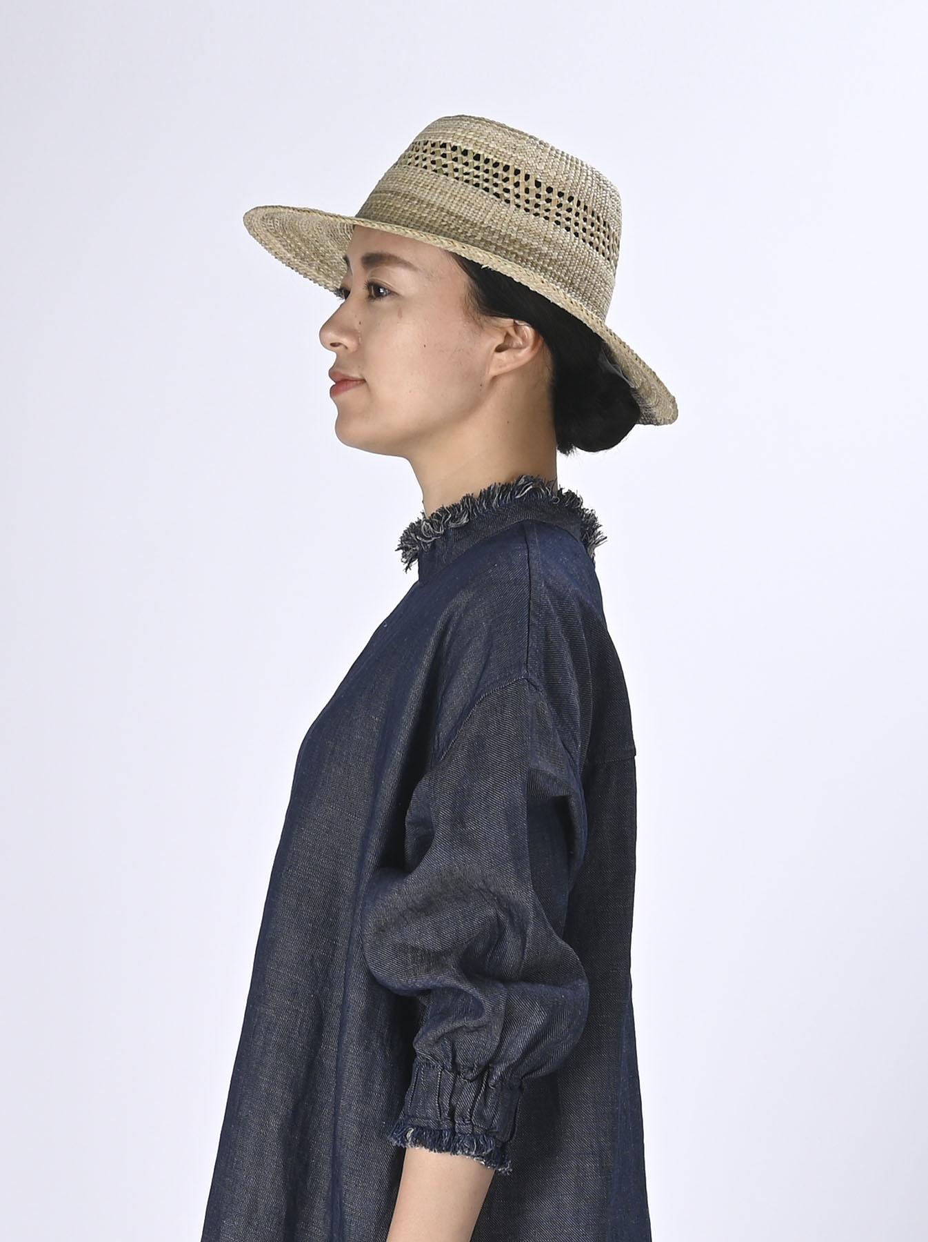 Kago Ami Hat (0521)-2