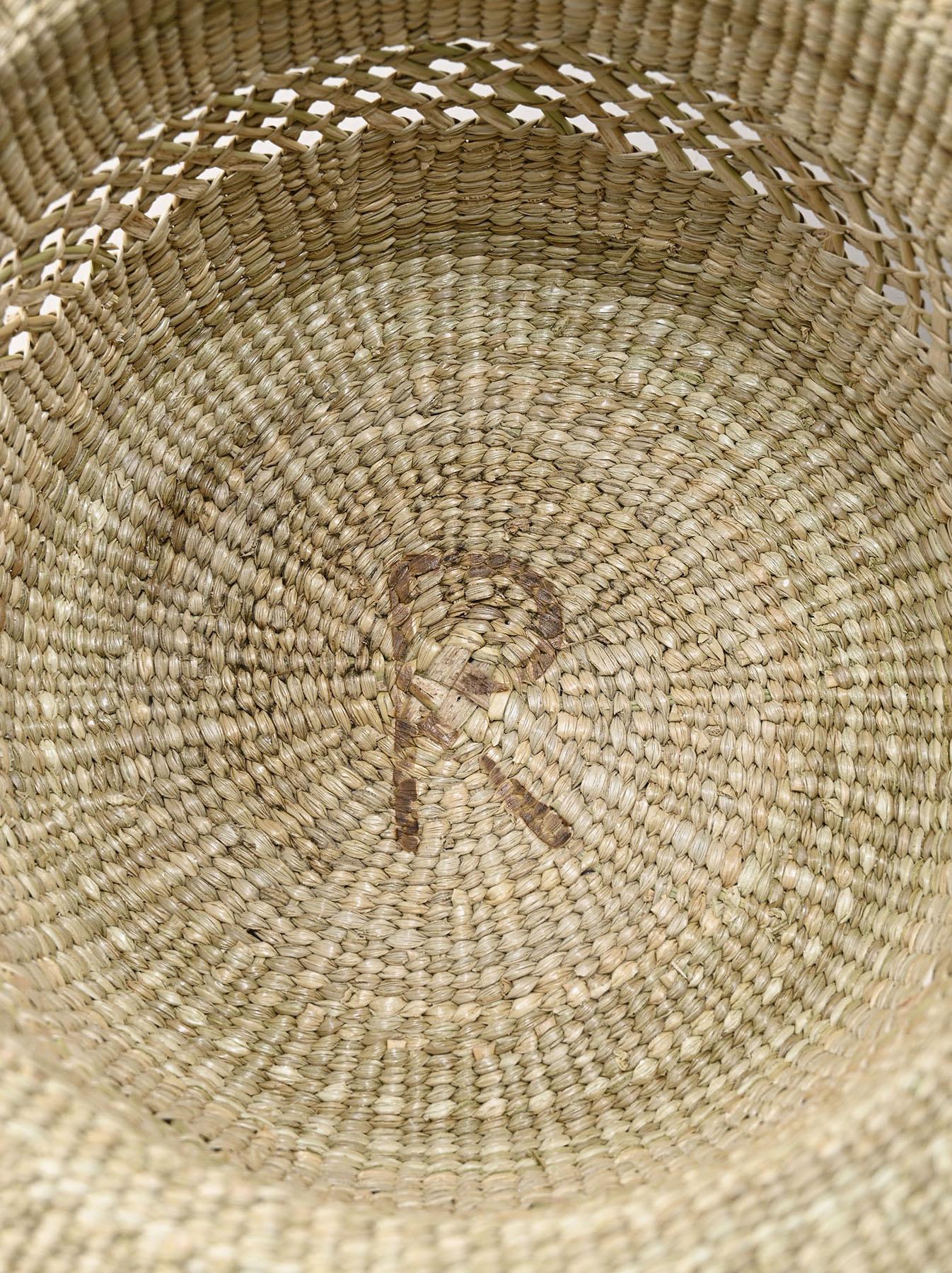Kago Ami Hat (0521)-7