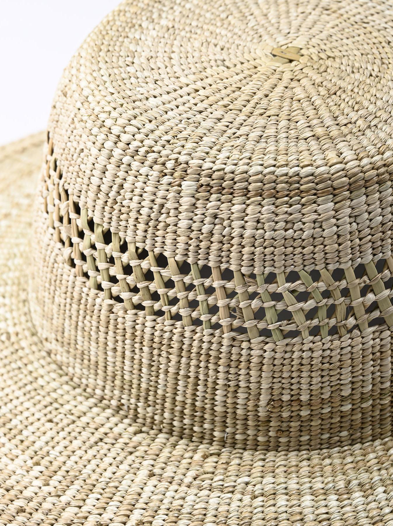 Kago Ami Hat (0521)-4
