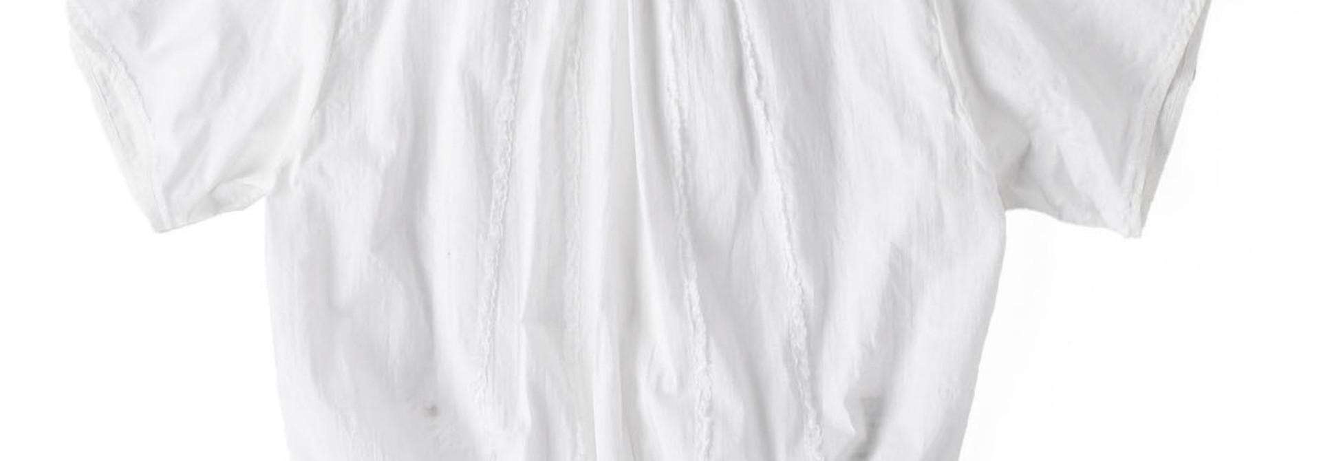 Khadi Lace de T-shirt (0521)