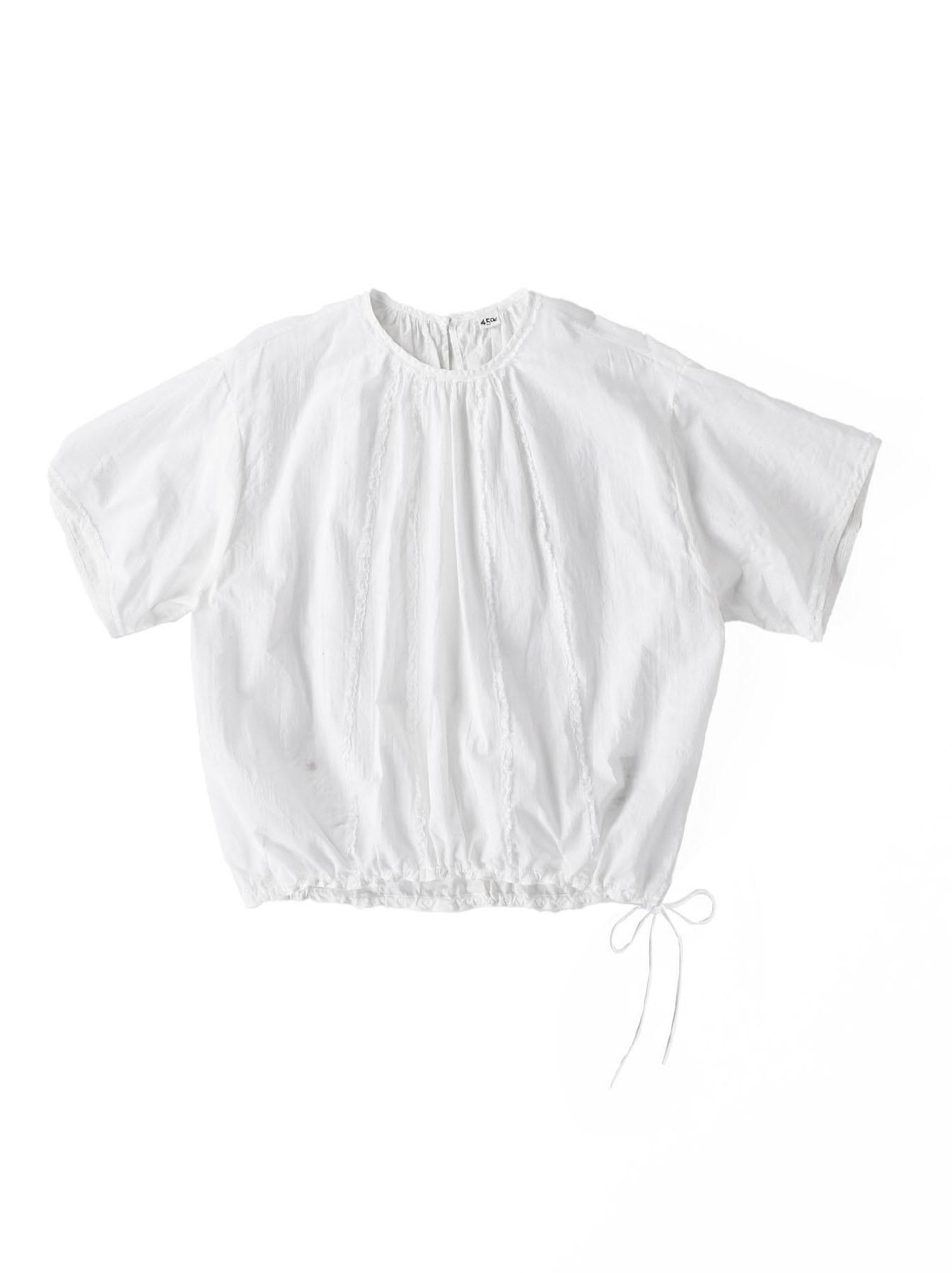 Khadi Lace de T-shirt (0521)-1
