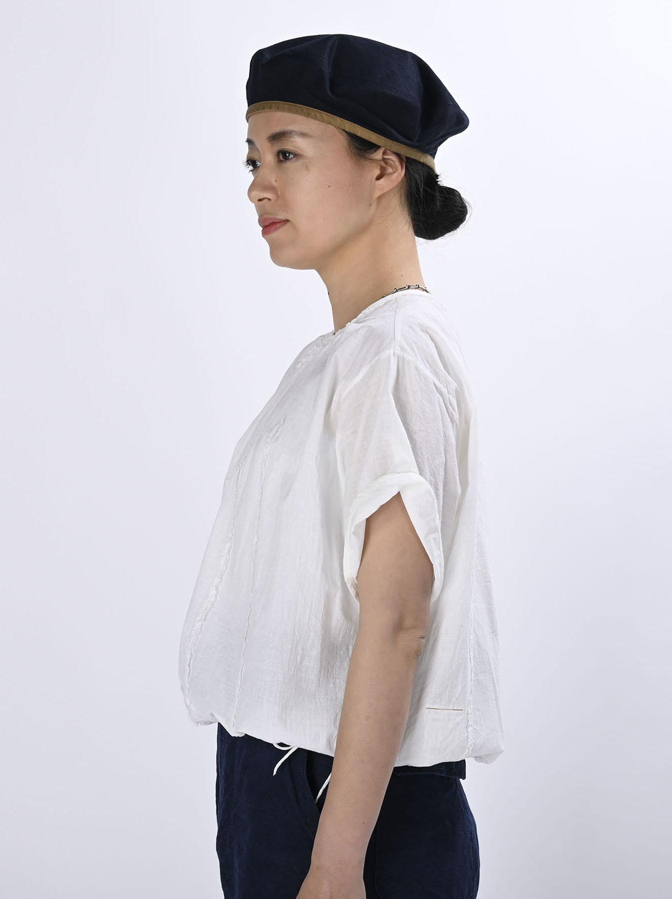 Khadi Lace de T-shirt (0521)-4