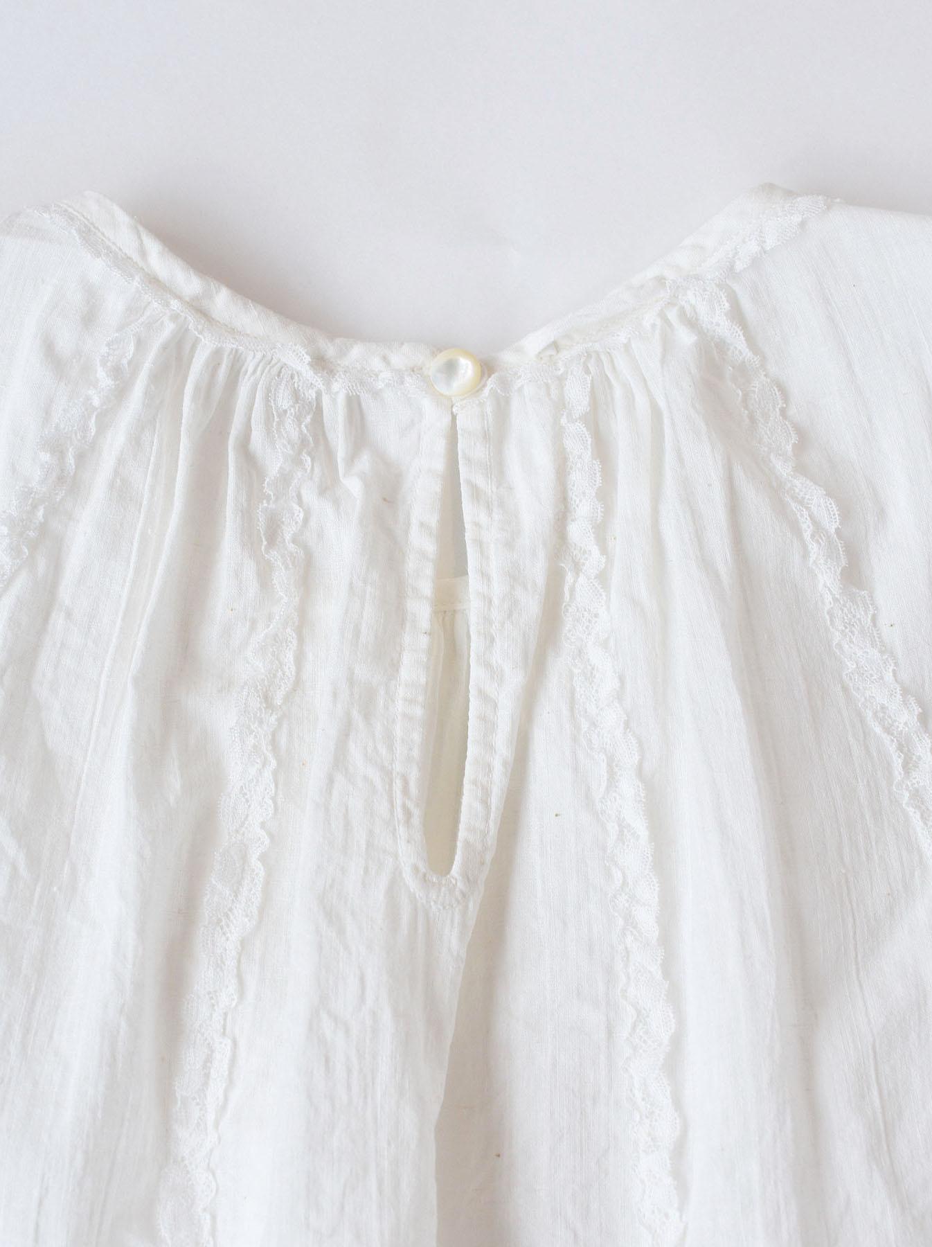 Khadi Lace de T-shirt (0521)-8