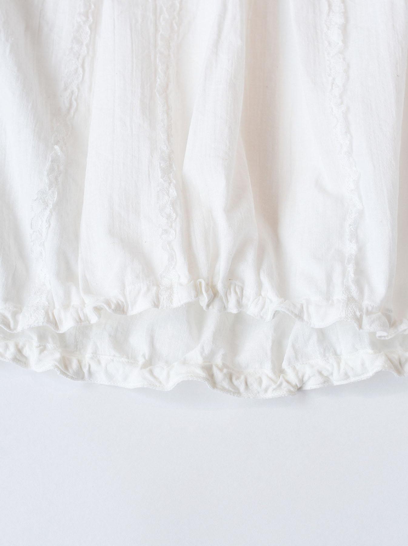 Khadi Lace de T-shirt (0521)-9