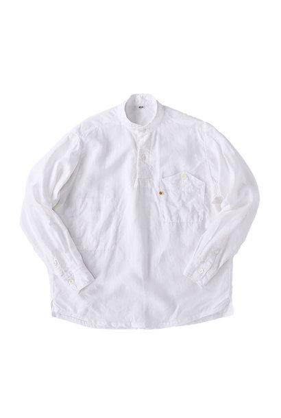 Linen 908 Ocean Pull Shirt (0521)
