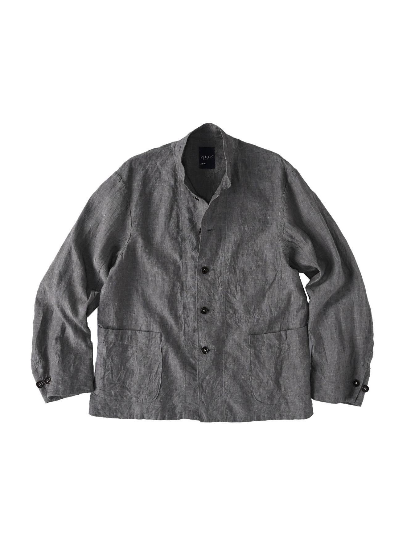 Indian Linen 908 Jacket (0521)-1
