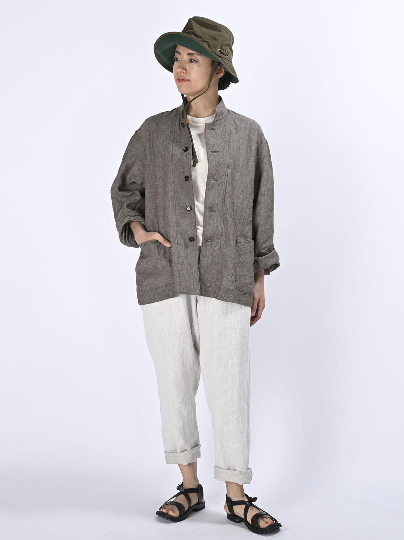 Indian Linen 908 Jacket (0521)-9