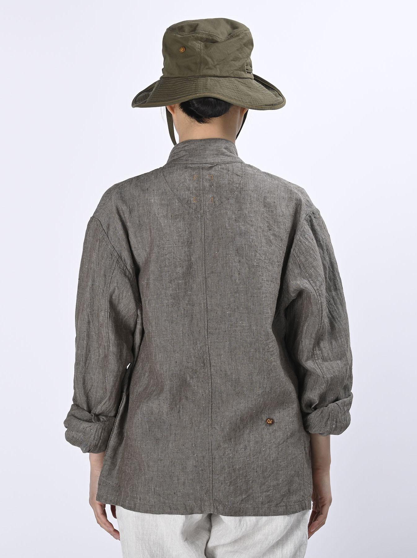 Indian Linen 908 Jacket (0521)-10