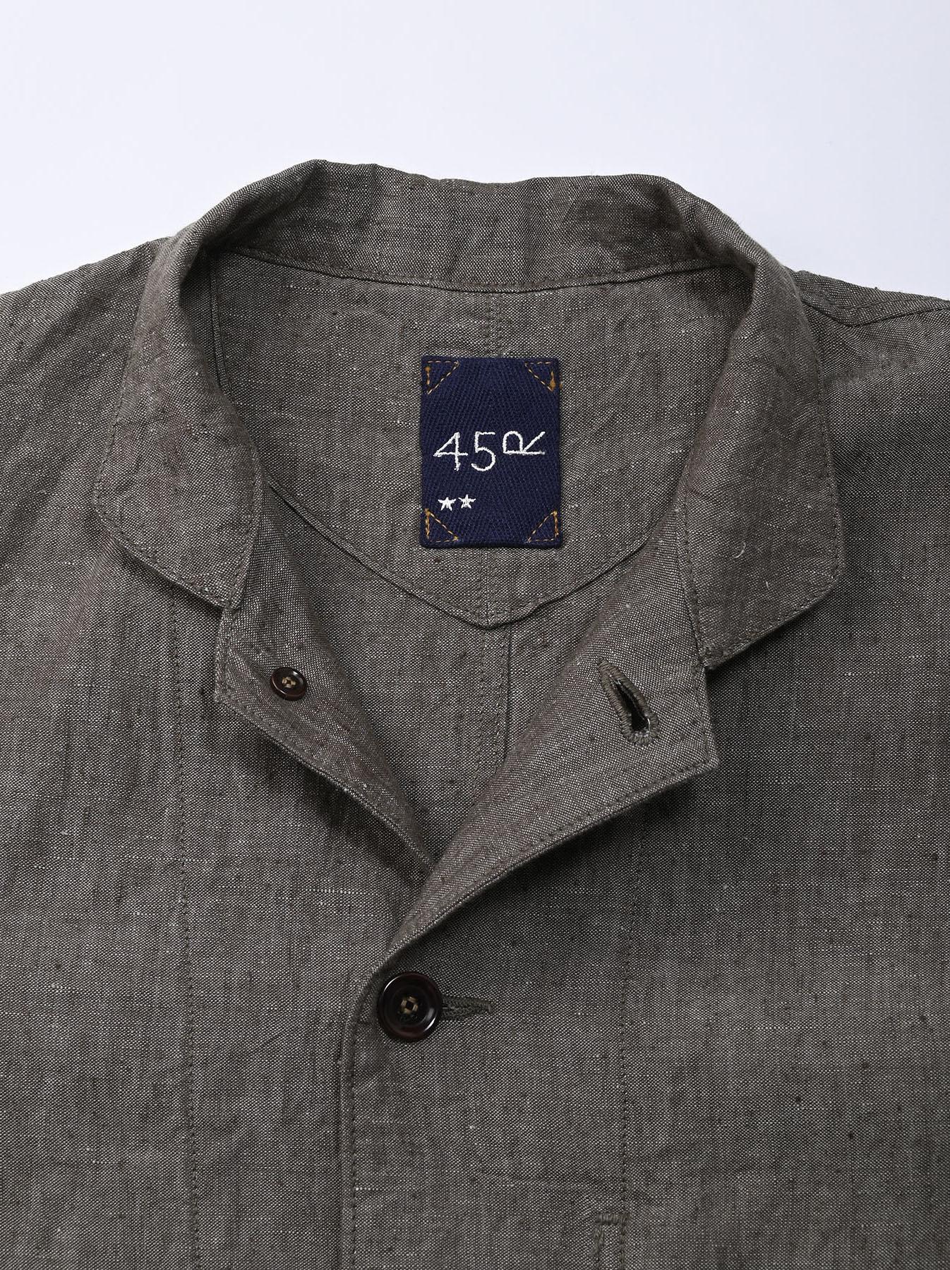 Indian Linen 908 Jacket (0521)-8