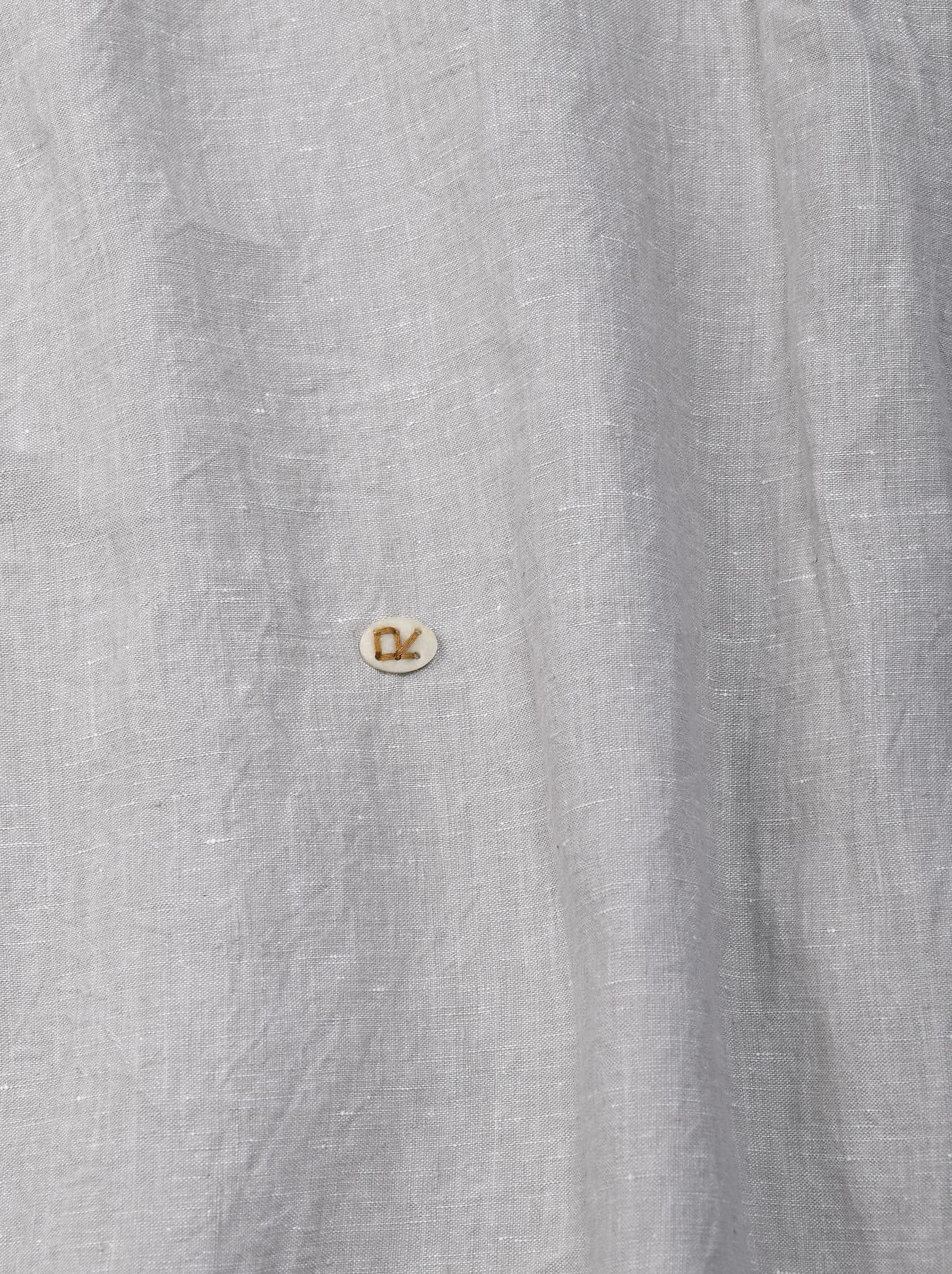 Indian Linen Dress (0521)-10