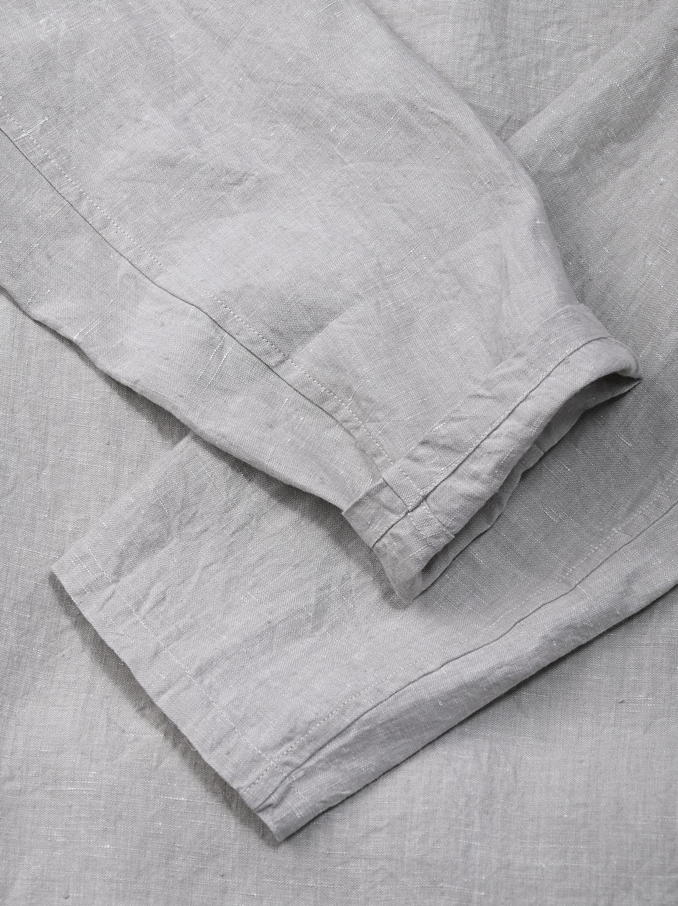 Indian Linen Dress (0521)-8