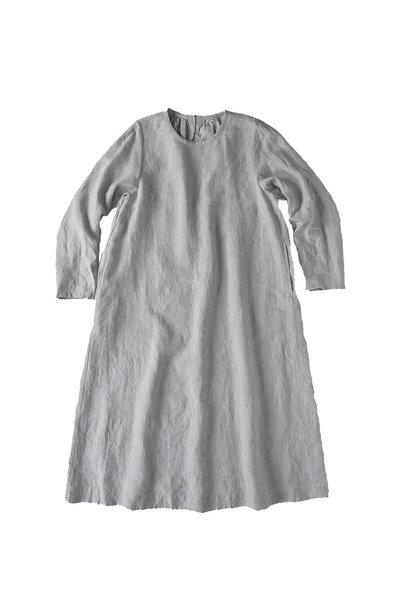 Indian Linen Dress (0521)