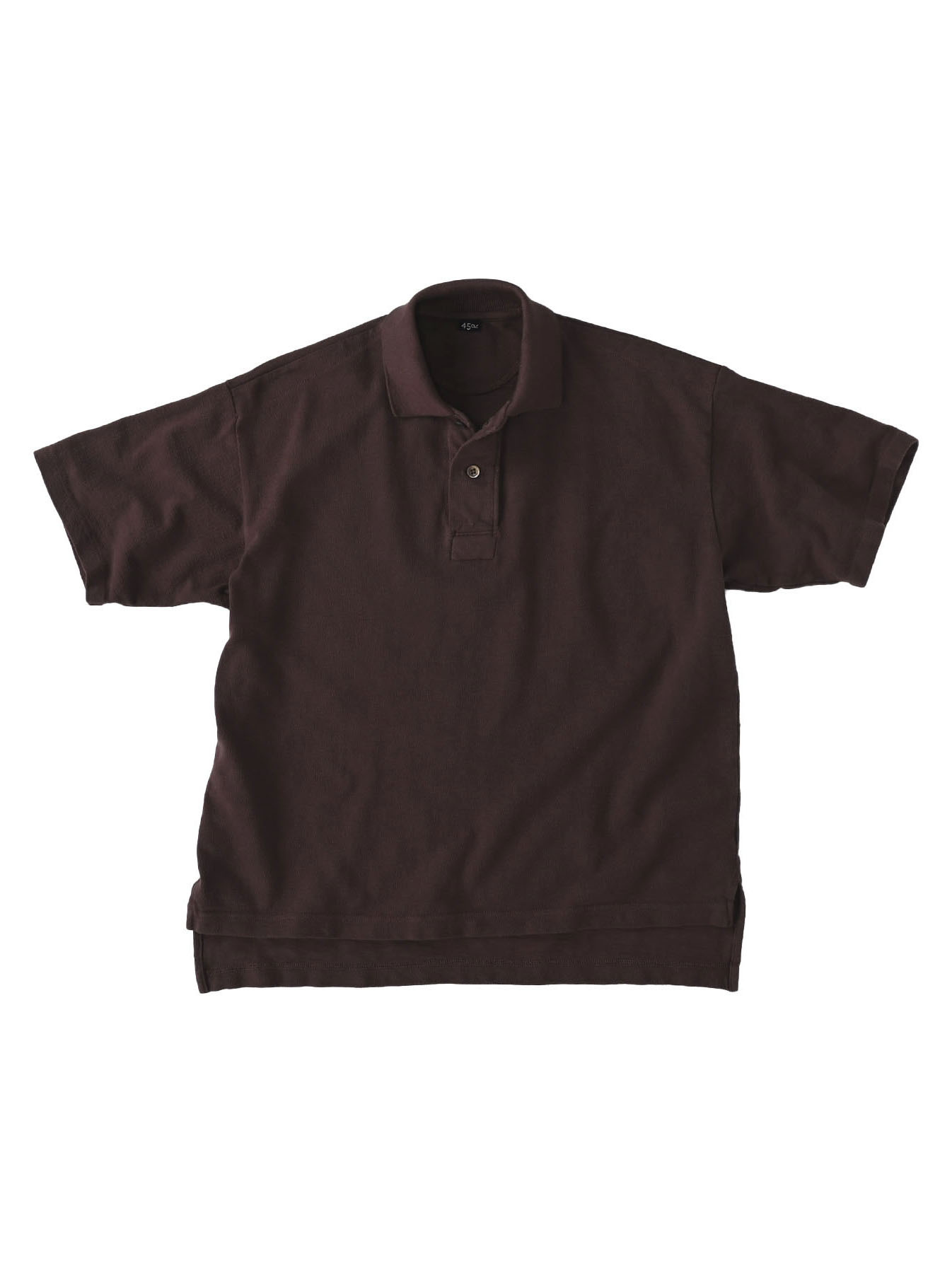 Kanoko Ocean Shiokaze Short-sleeved Polo Shirt (0521)-2