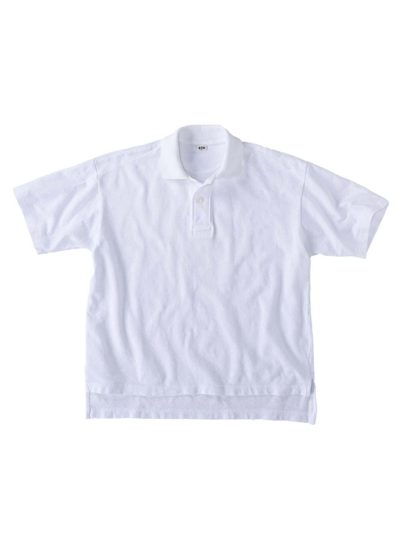 Kanoko Ocean Shiokaze Short-sleeved Polo Shirt (0521)-4