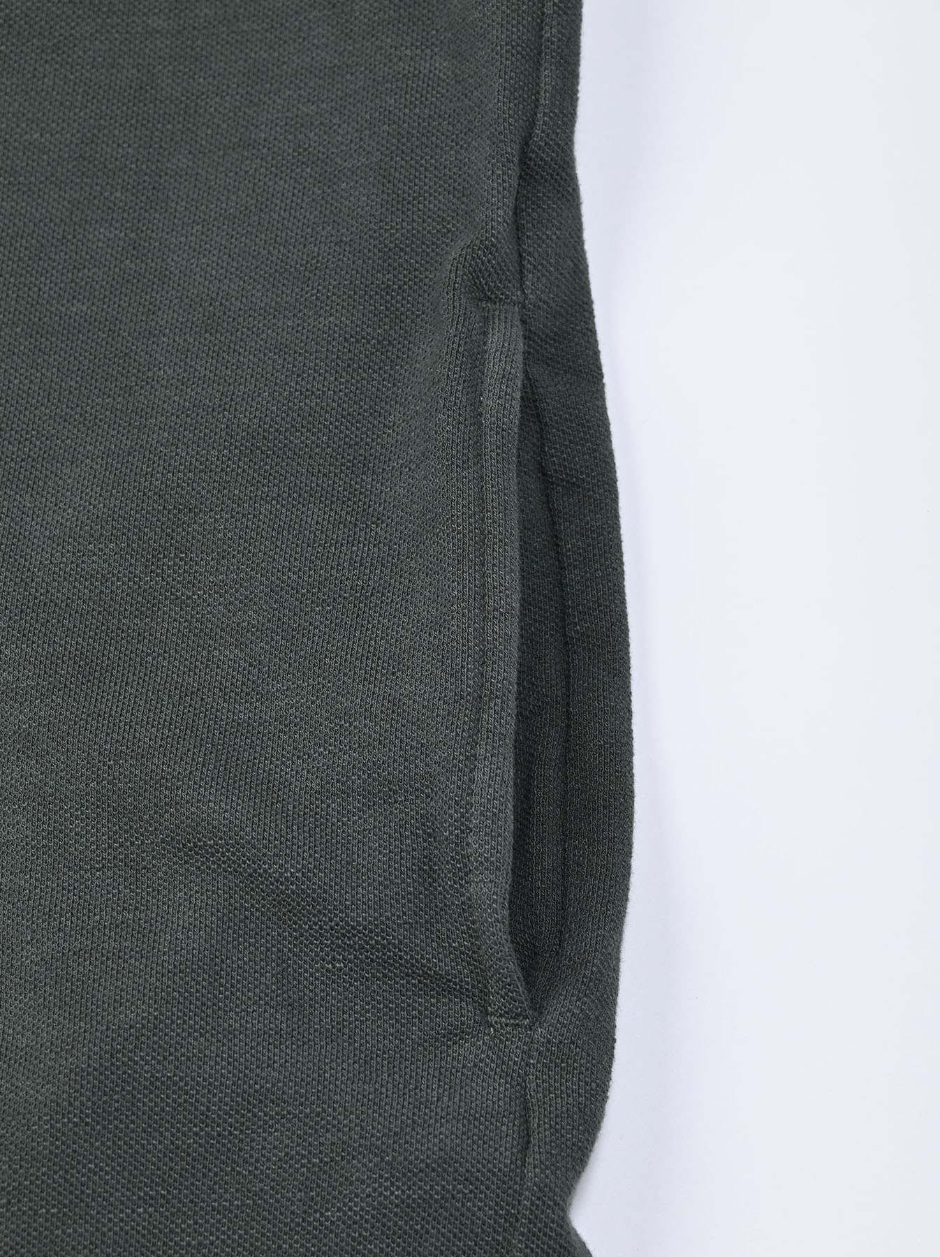 Kanoko Ocean Shiokaze Short-sleeved Polo Dress (0521)-11