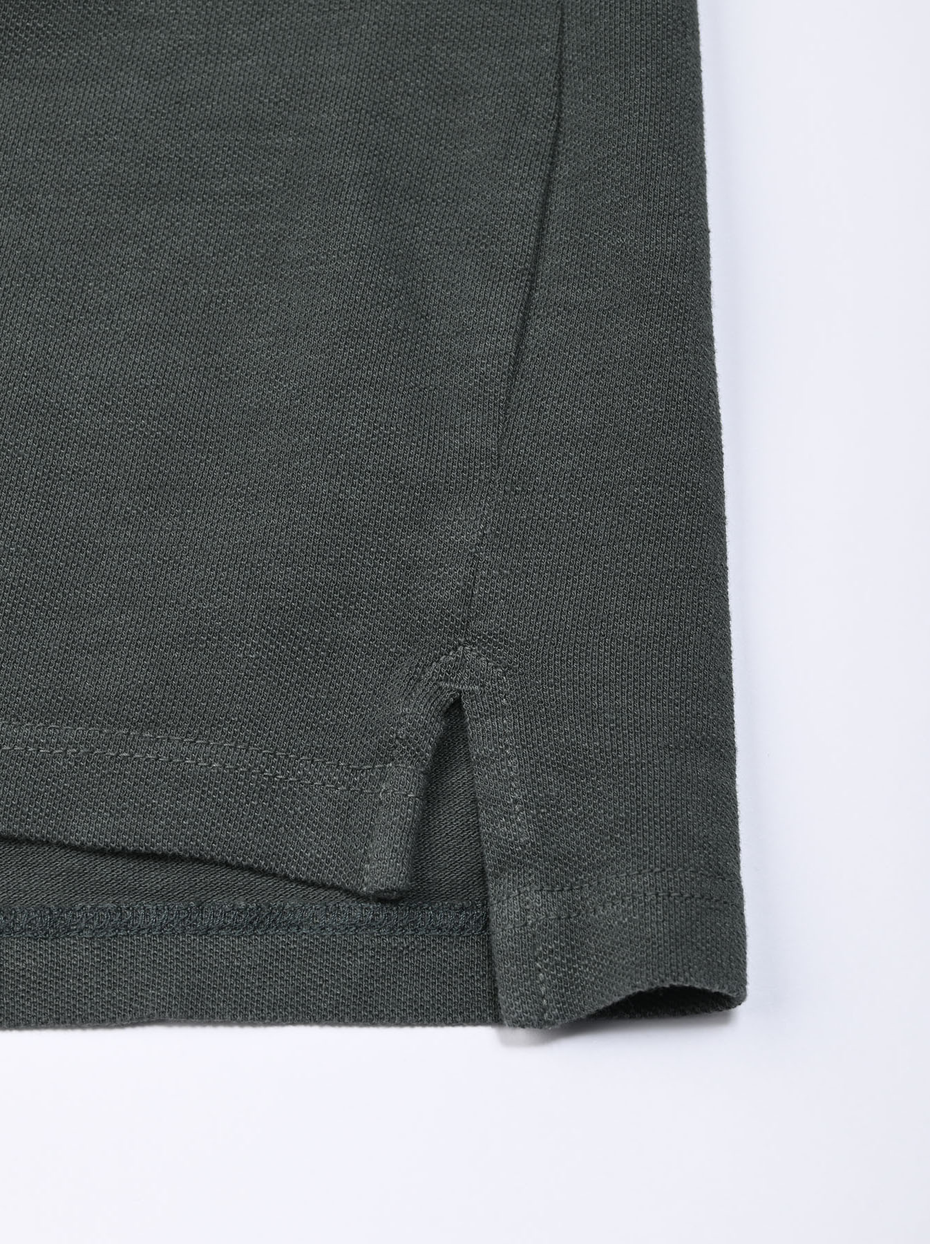 Kanoko Ocean Shiokaze Short-sleeved Polo Dress (0521)-12