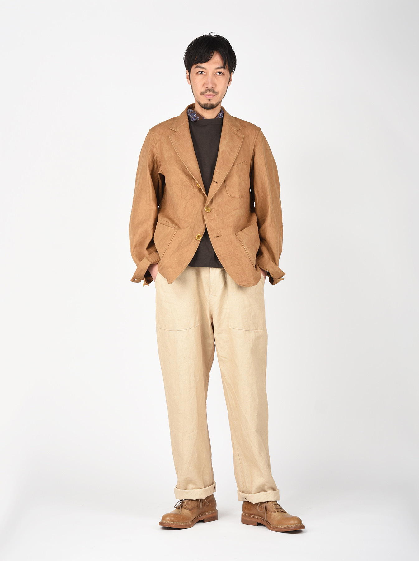 Linen Duck Asama Jacket-2