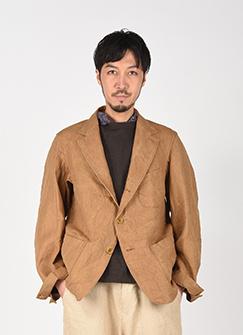 Linen Duck Asama Jacket-3