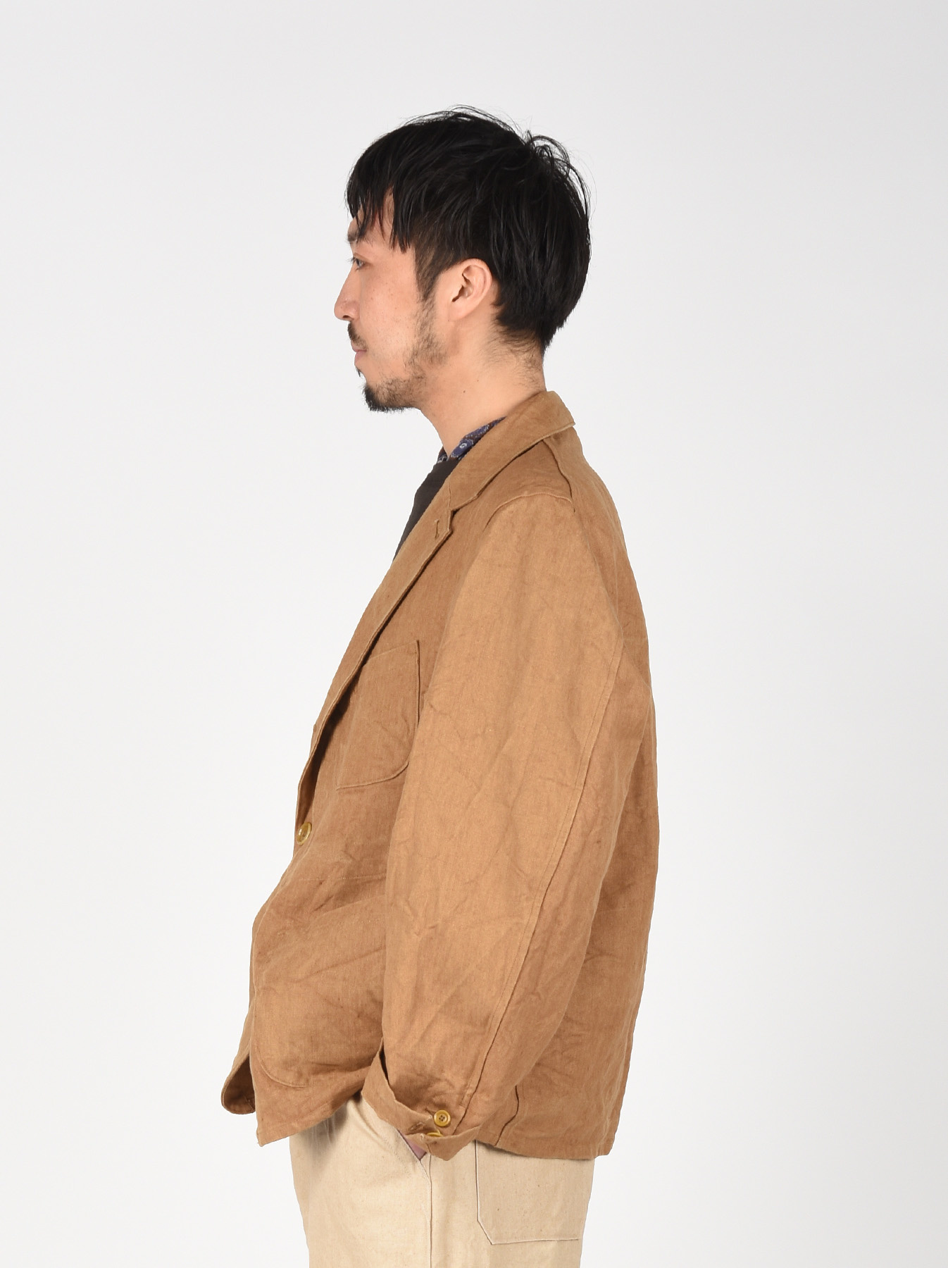 Linen Duck Asama Jacket-4