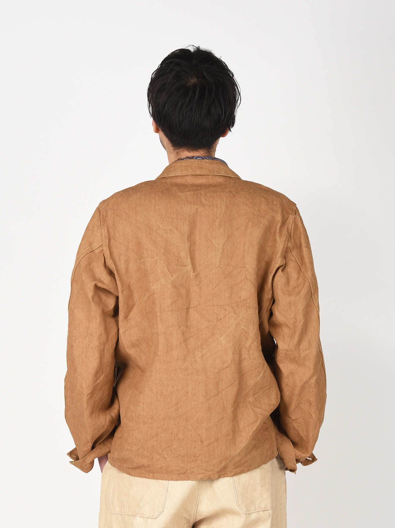 Linen Duck Asama Jacket-5