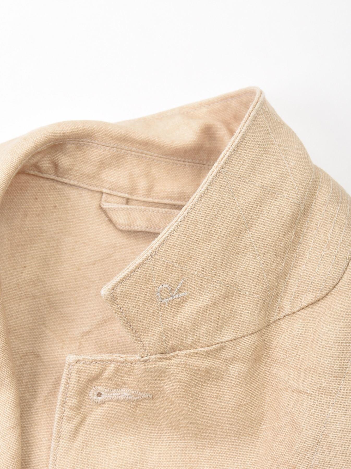Linen Duck Asama Jacket-7