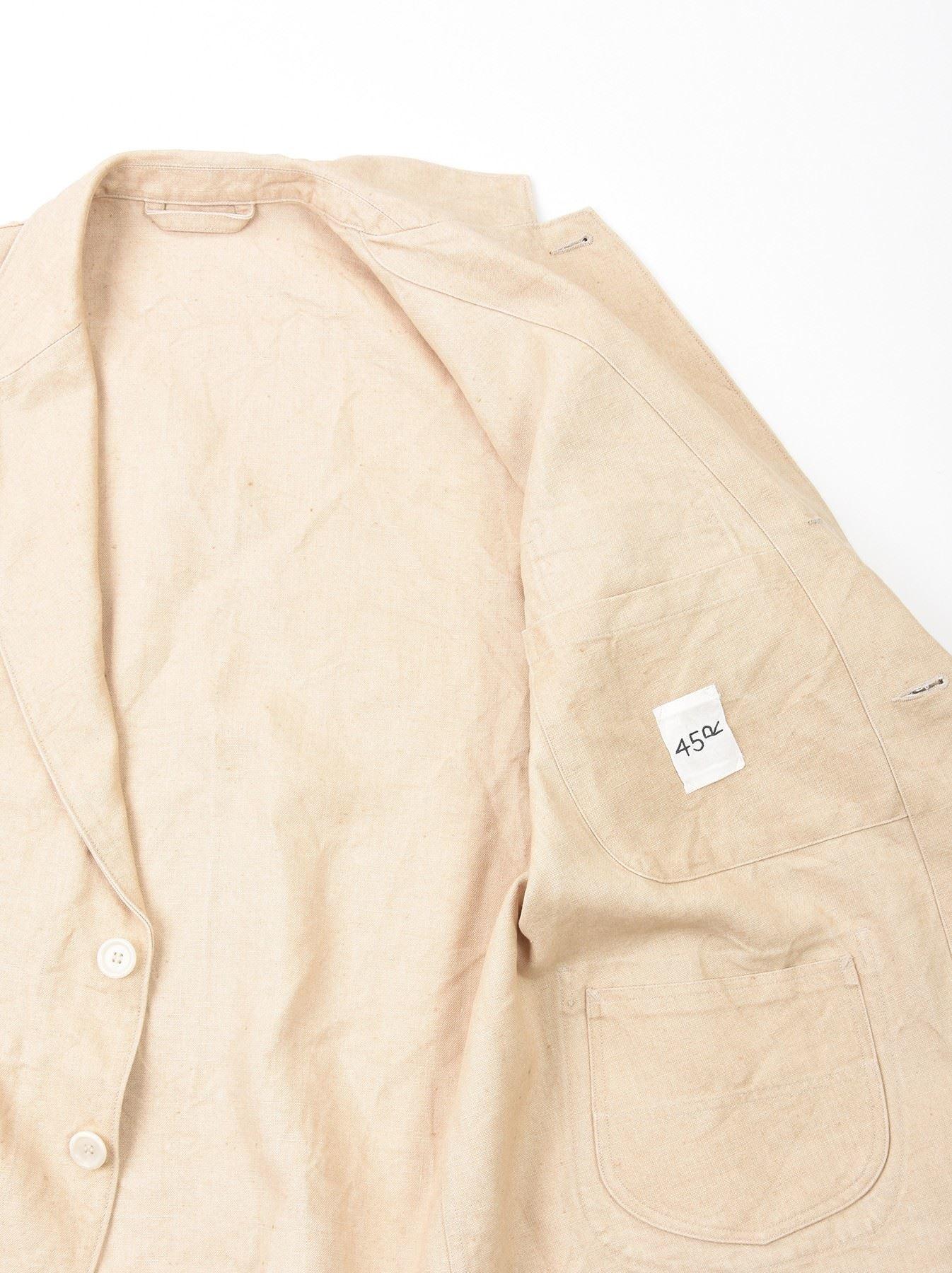 Linen Duck Asama Jacket-8