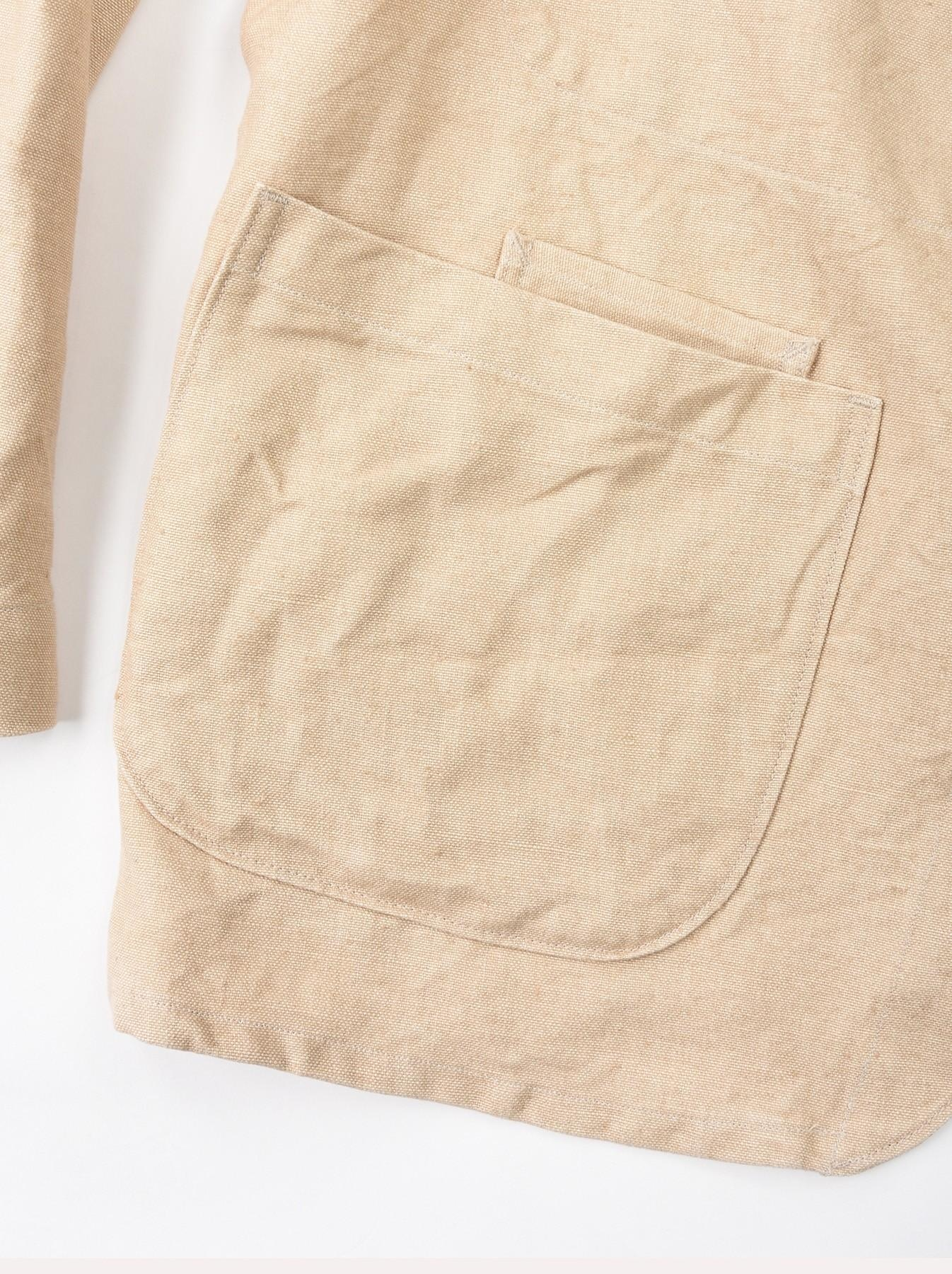 Linen Duck Asama Jacket-10