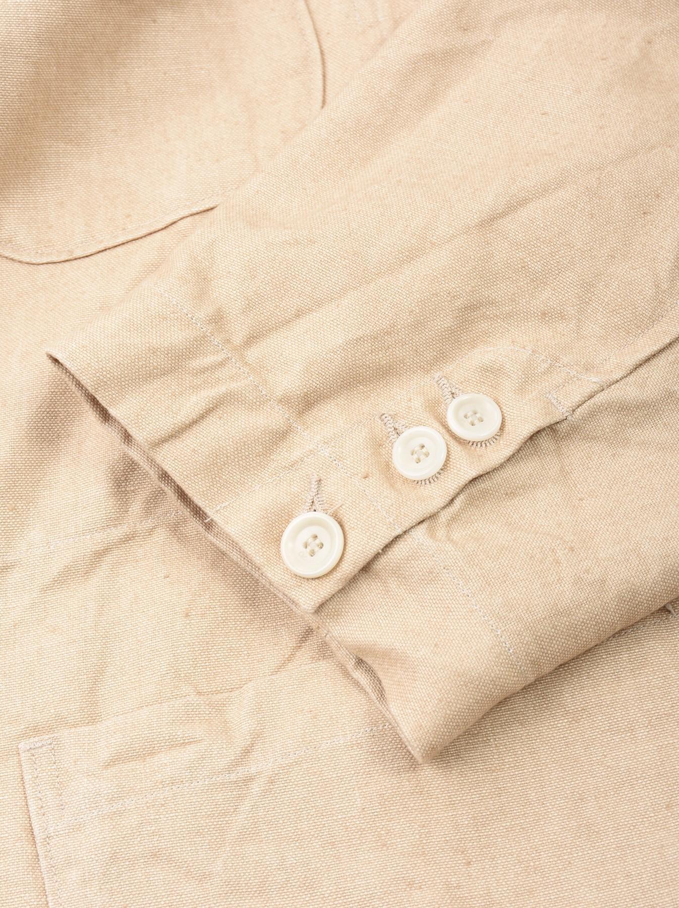 Linen Duck Asama Jacket-11