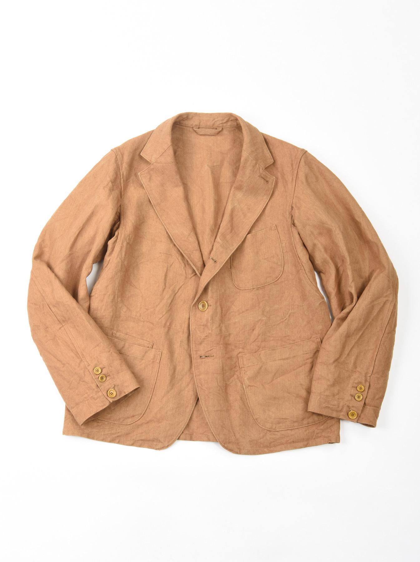 Linen Duck Asama Jacket-1