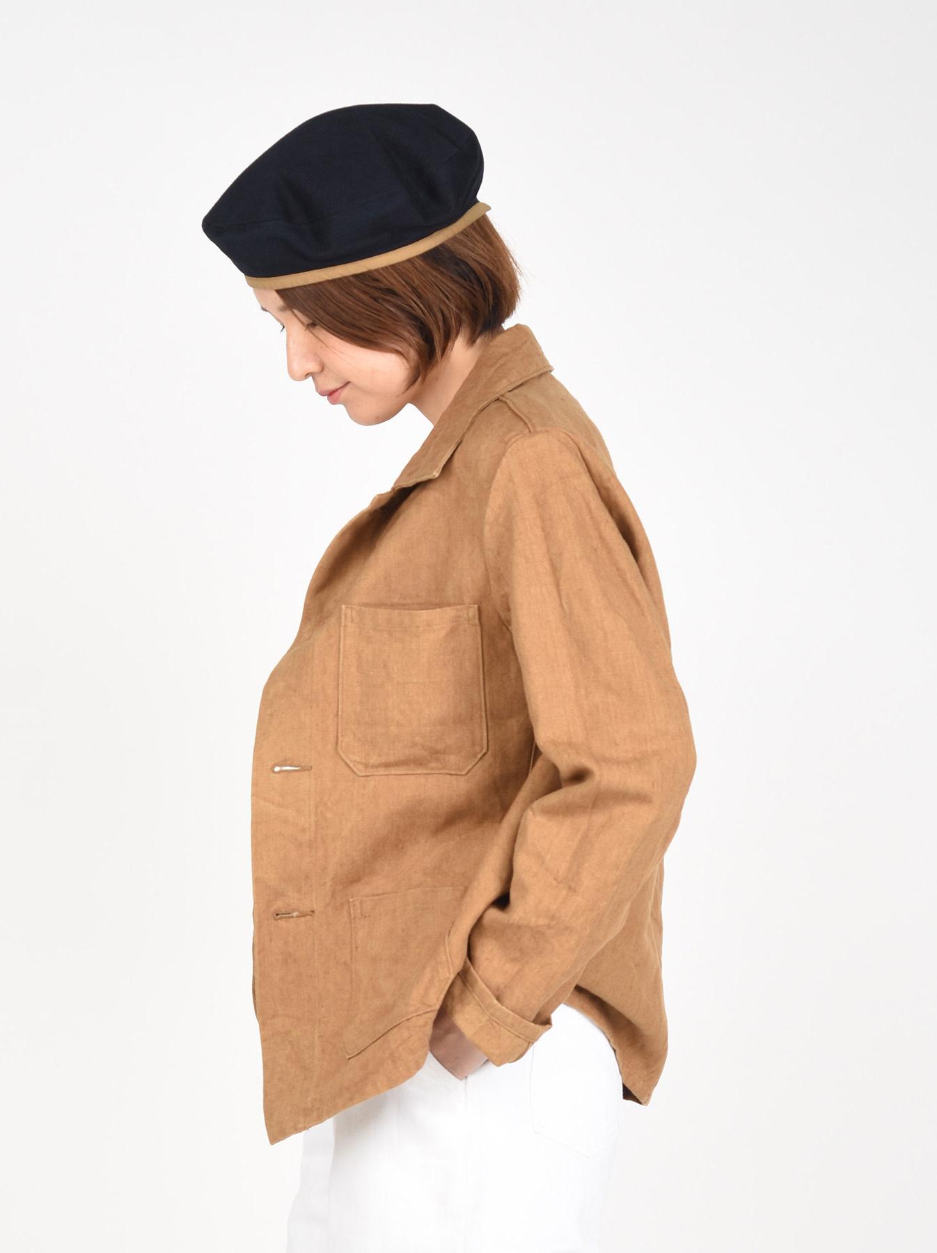 Linen Duck 908 Coverall-5