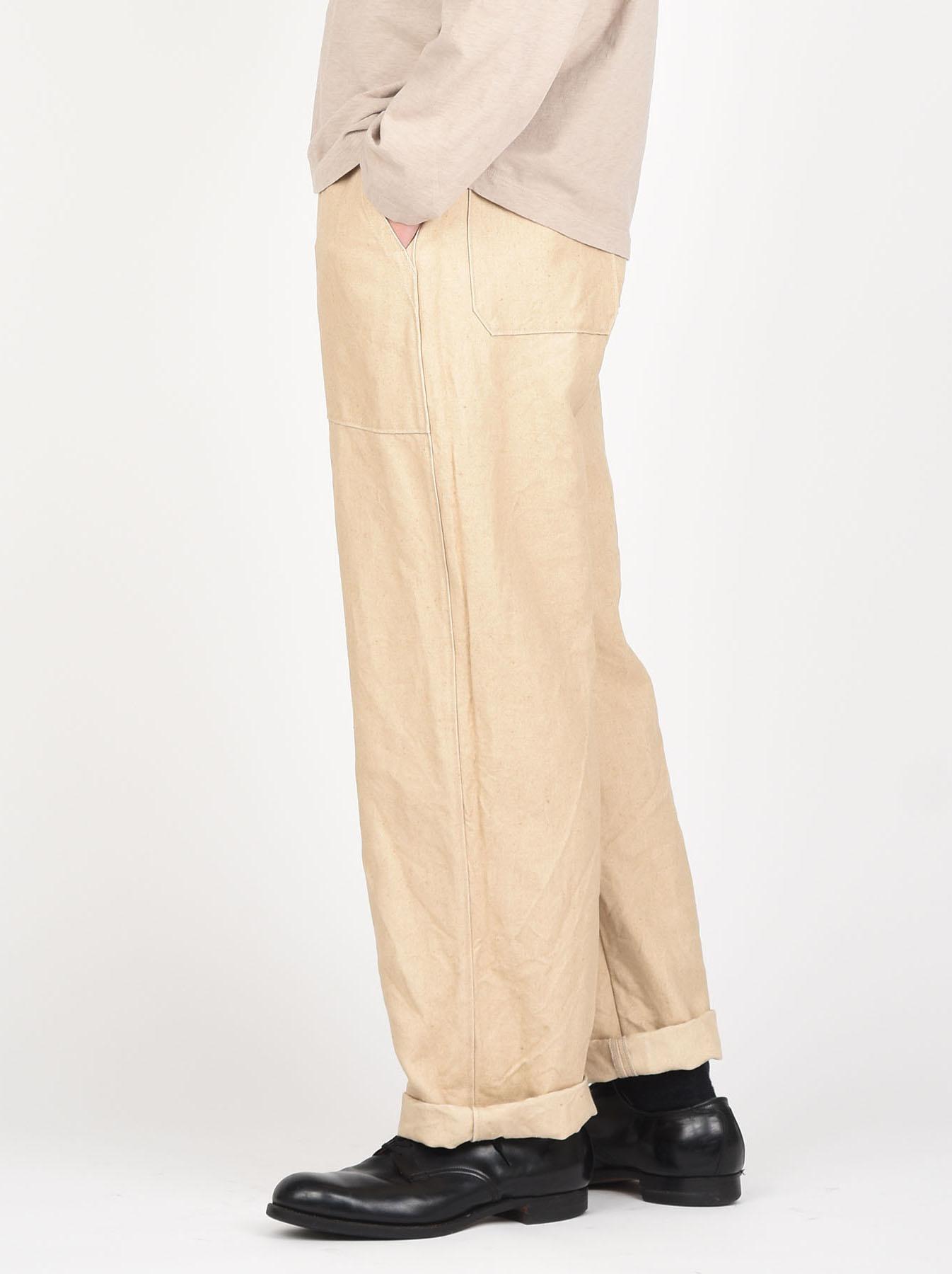 Linen Duck 908 Baker Pants-8