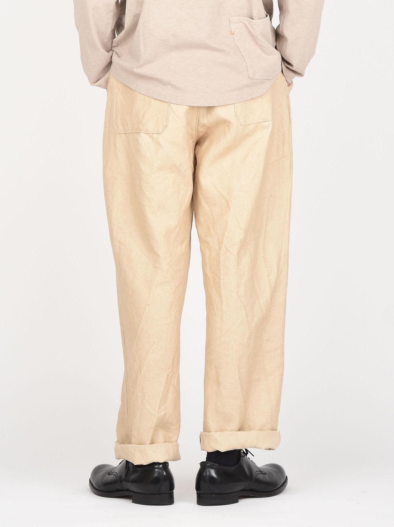 Linen Duck 908 Baker Pants-9