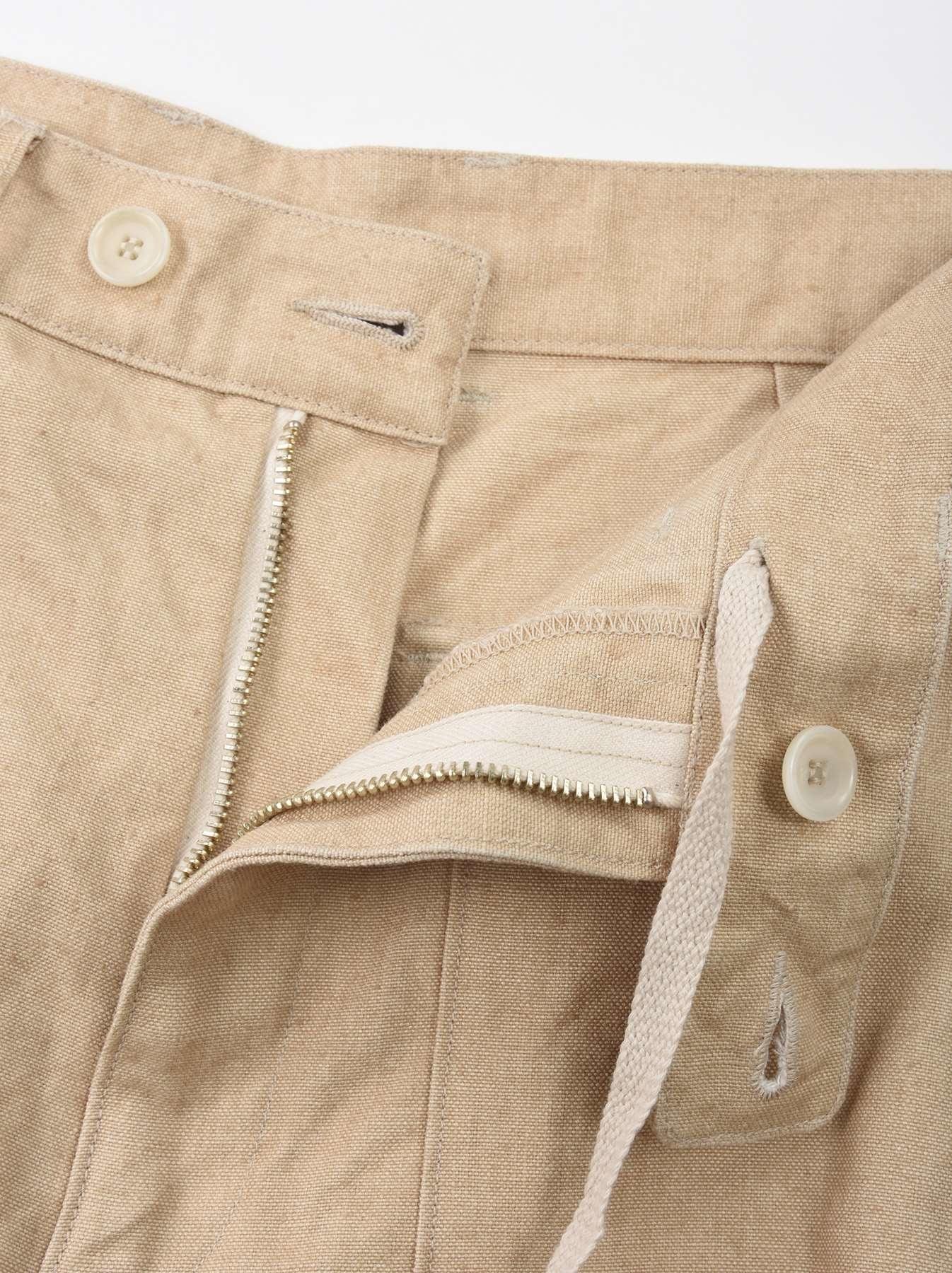 Linen Duck 908 Baker Pants-11