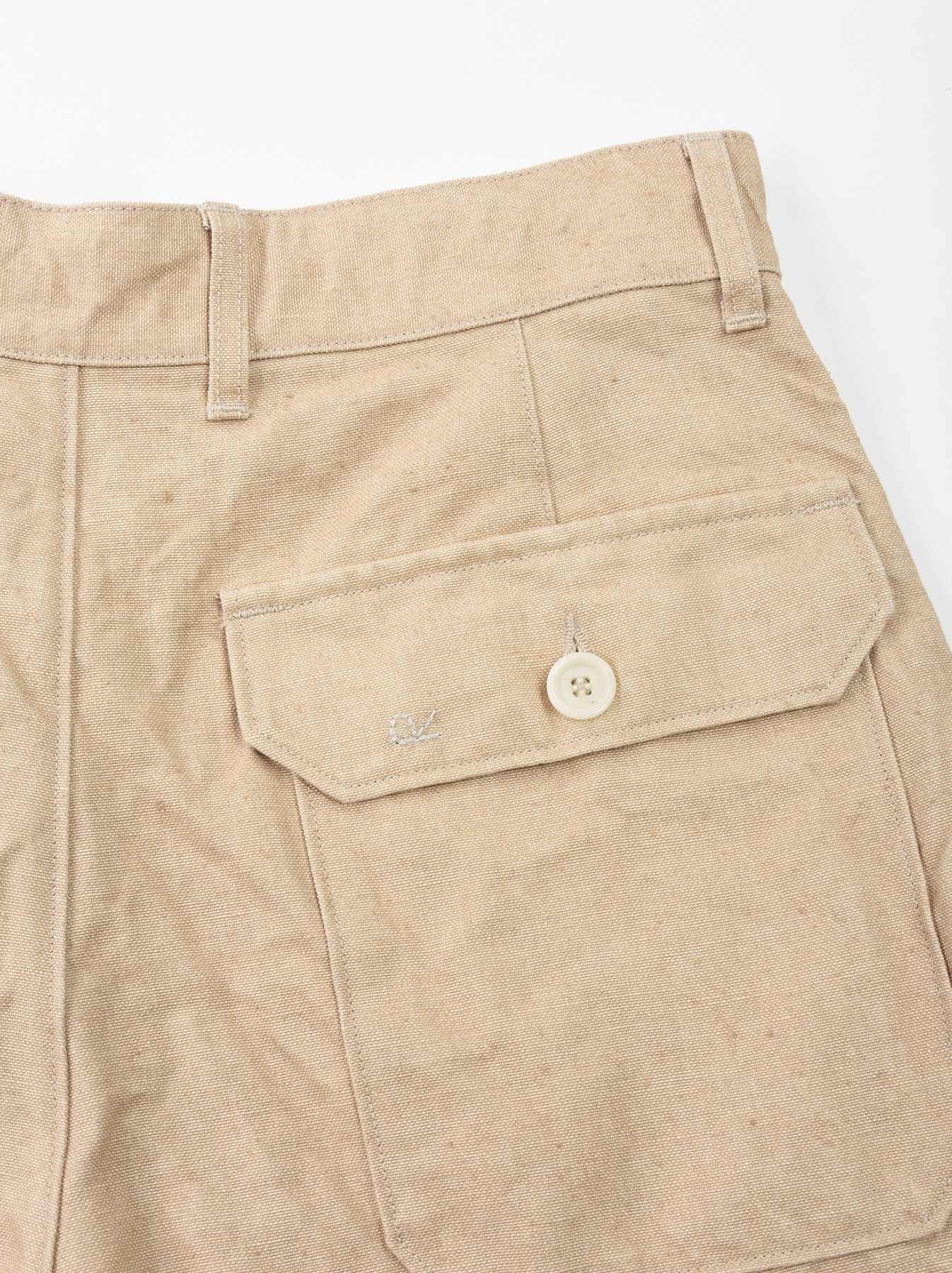 Linen Duck 908 Baker Pants-12