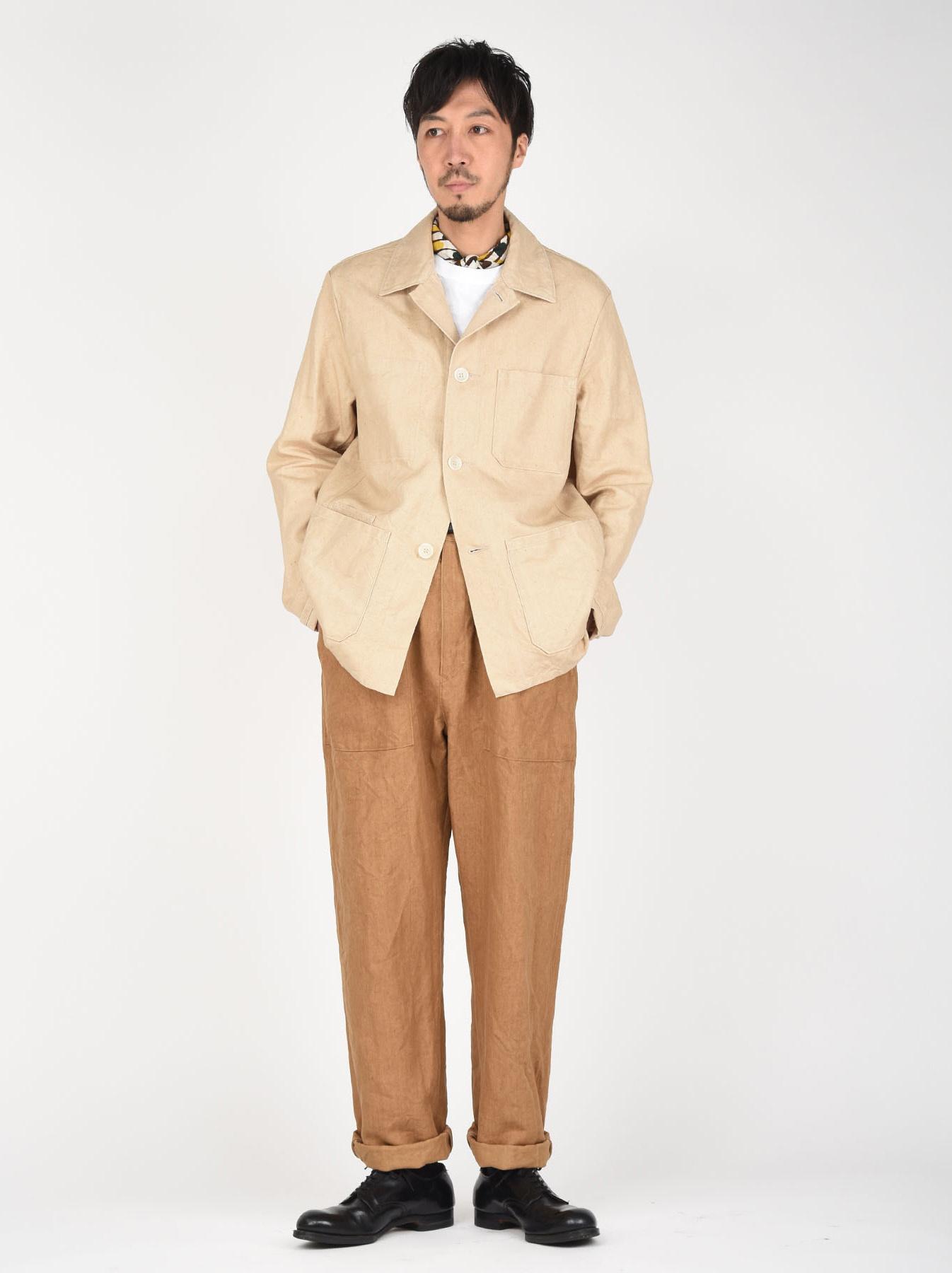 Linen Duck 908 Baker Pants-2
