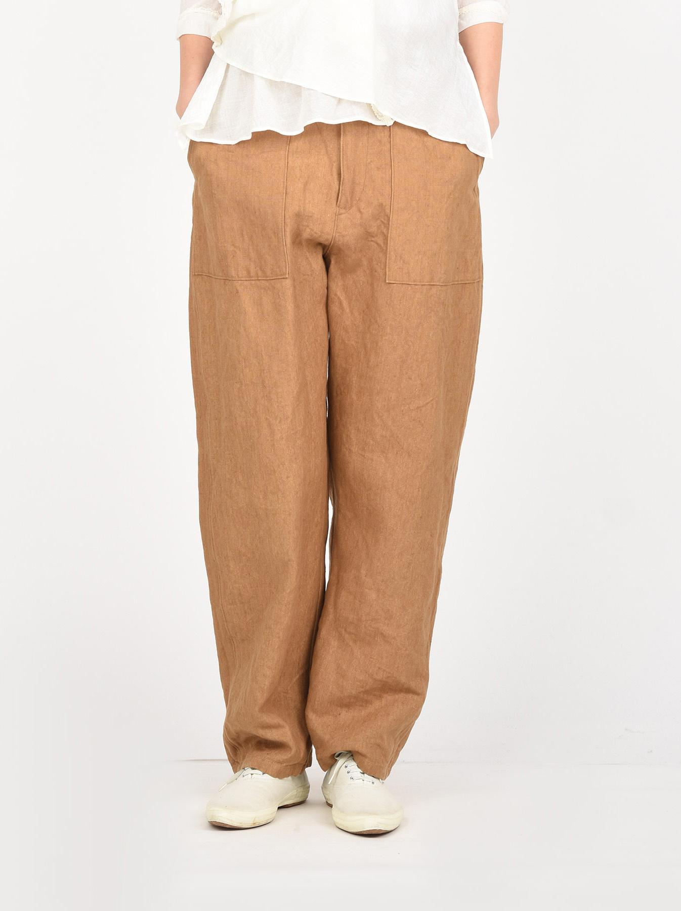 Linen Duck 908 Baker Pants-4