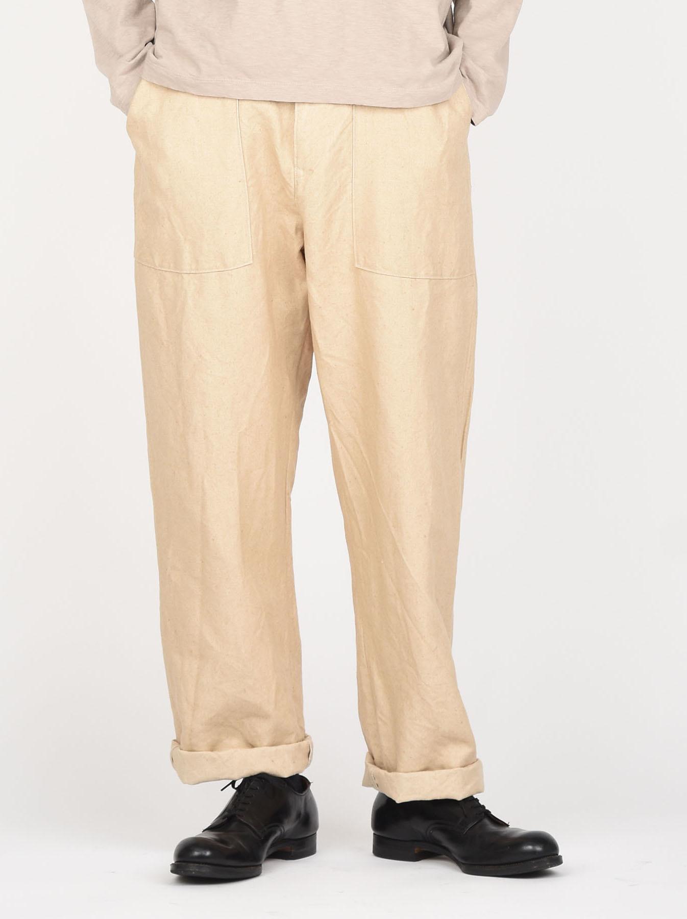 Linen Duck 908 Baker Pants-7