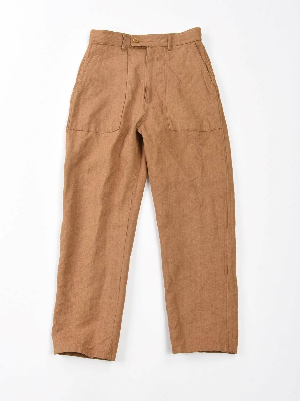 Linen Duck 908 Baker Pants-1