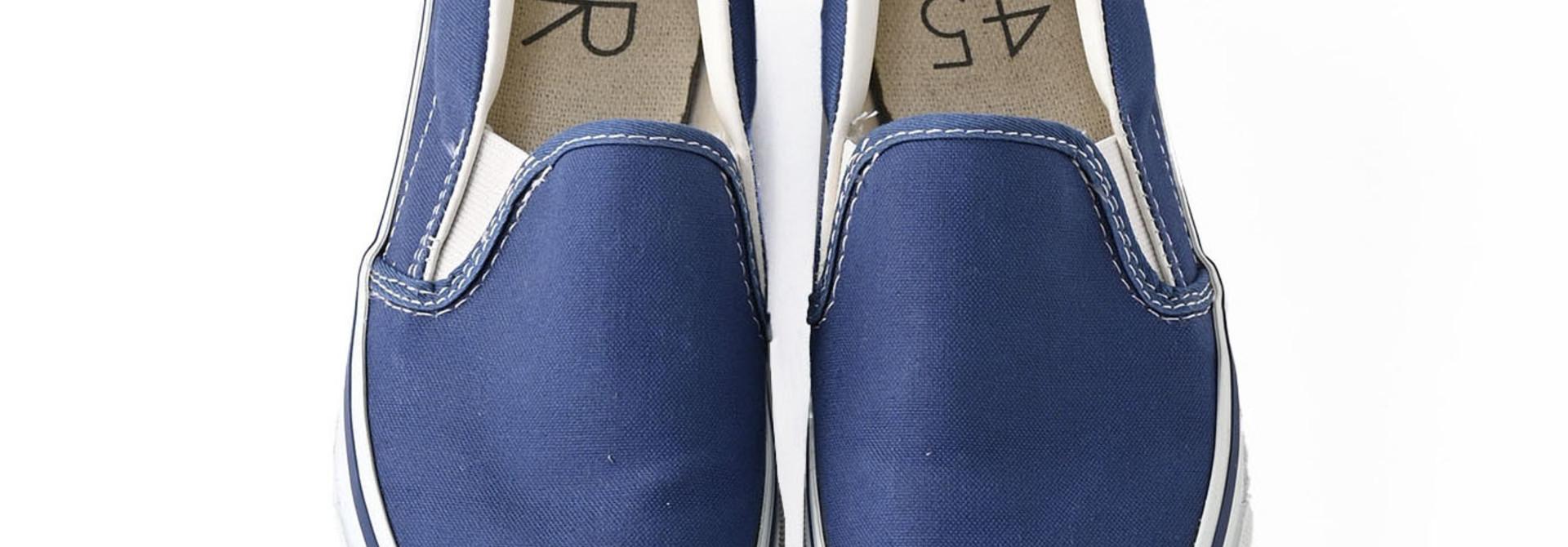 Cotton Canvas Slip-on Sneaker (0621)