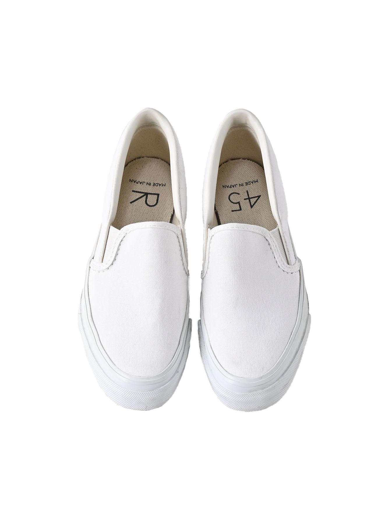 Cotton Canvas Slip-on Sneaker (0621)-2