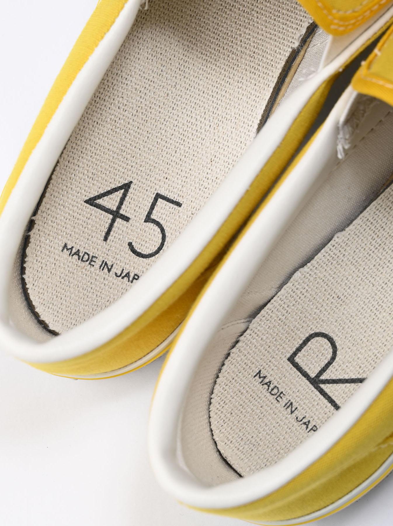 Cotton Canvas Slip-on Sneaker (0621)-10