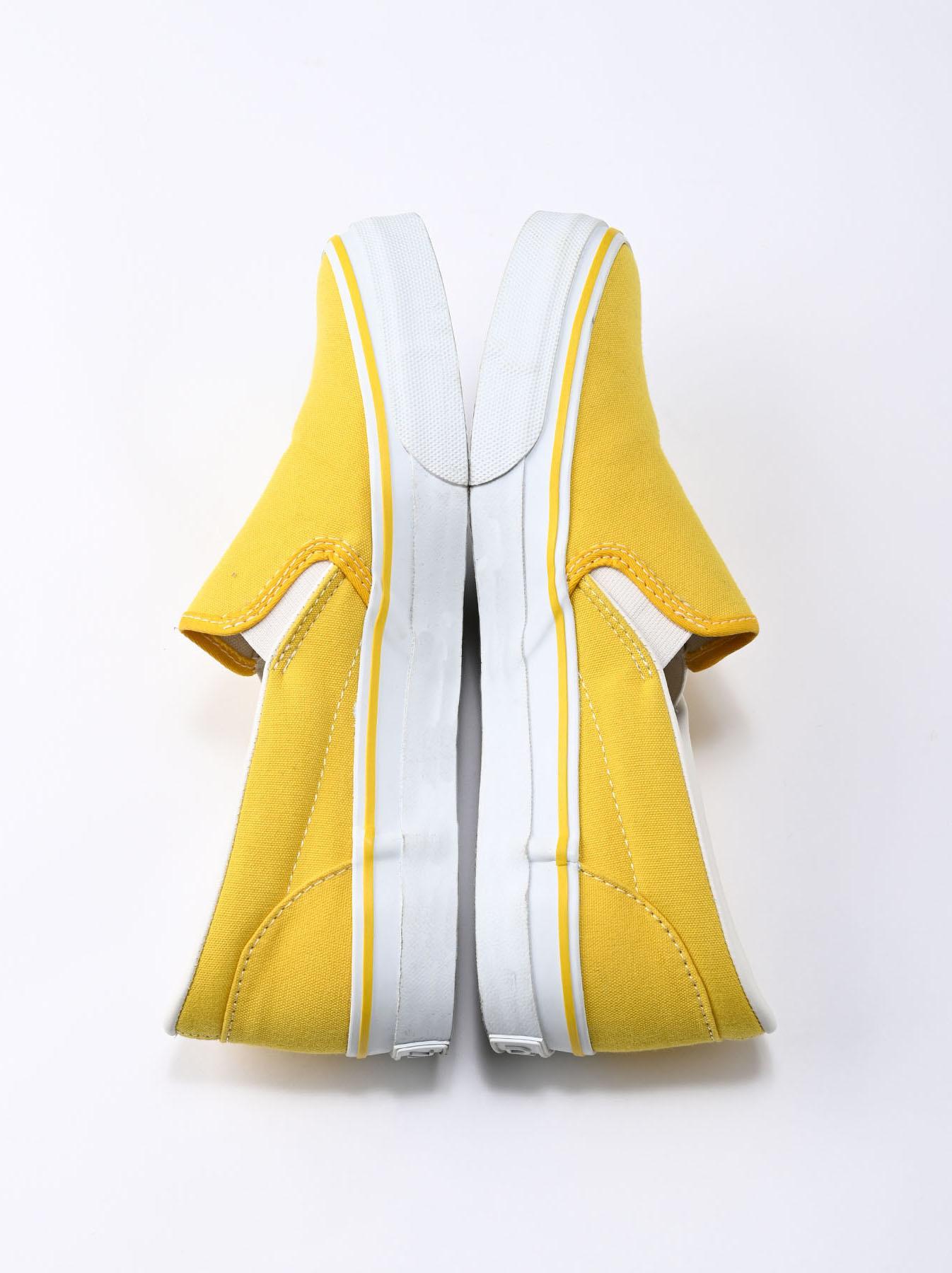 Cotton Canvas Slip-on Sneaker (0621)-9