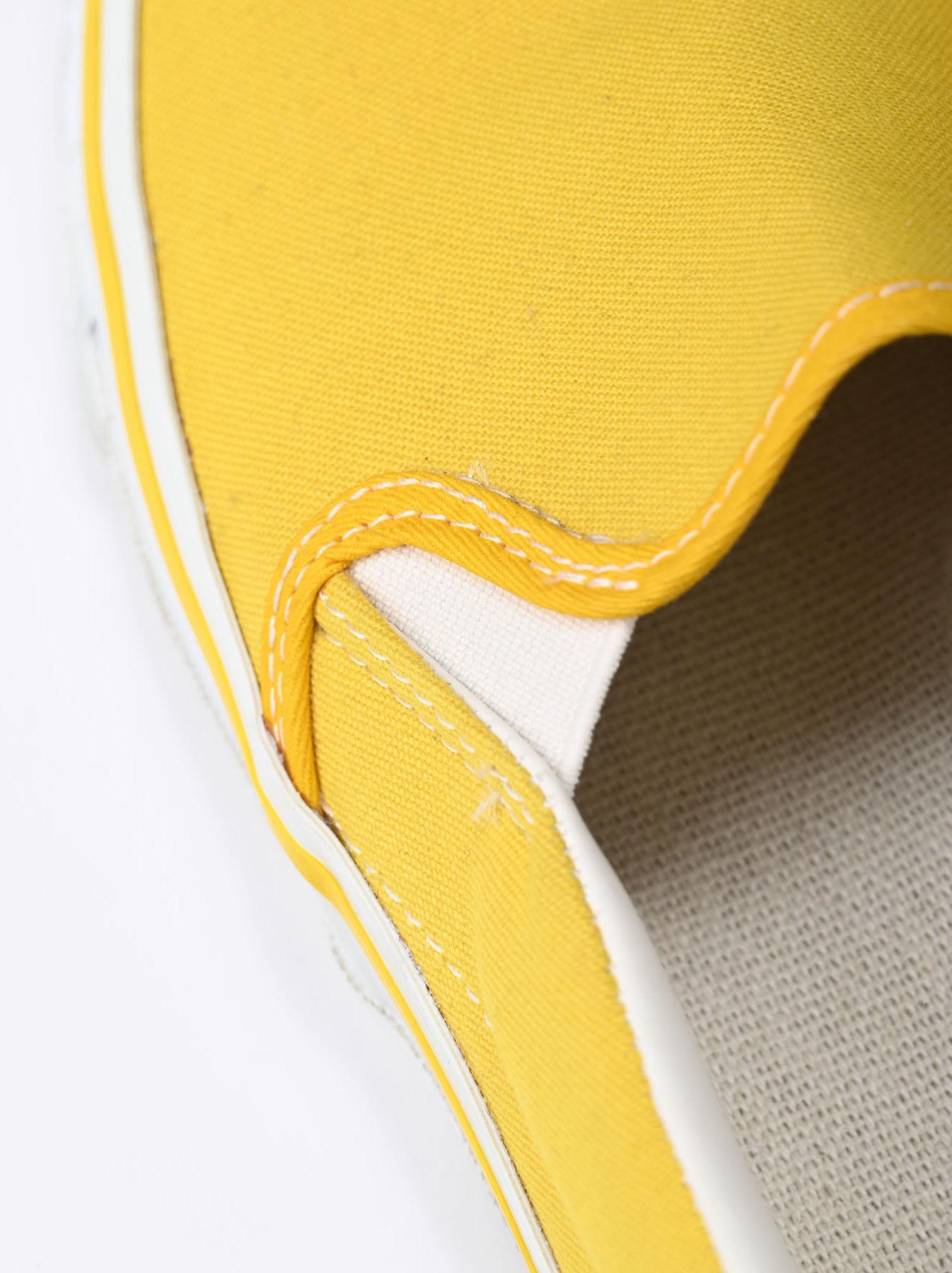 Cotton Canvas Slip-on Sneaker (0621)-7