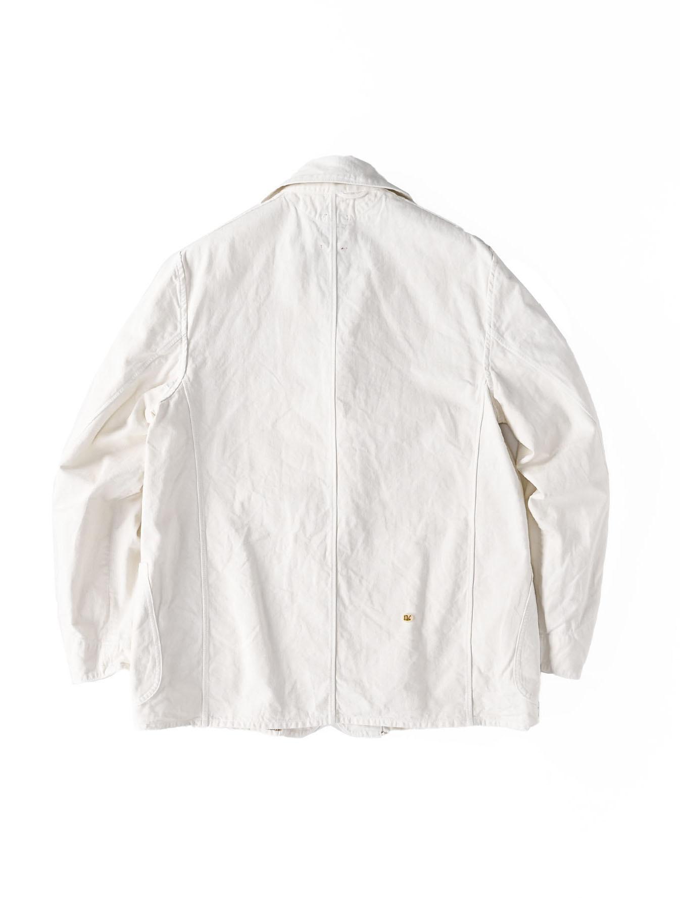White 908 Coverall (0621)-6