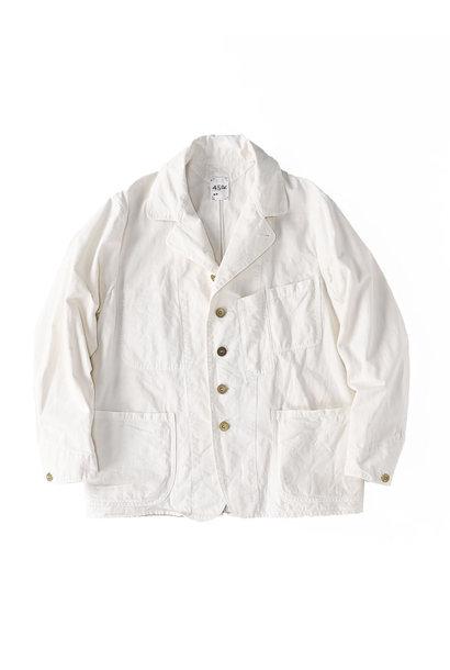White 908 Coverall (0621)