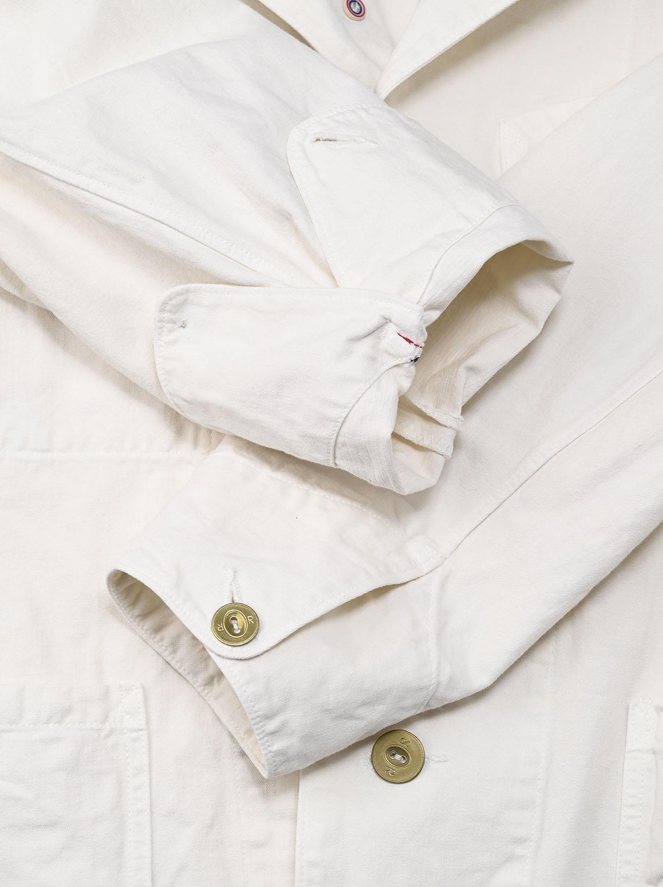 White 908 Coverall (0621)-9