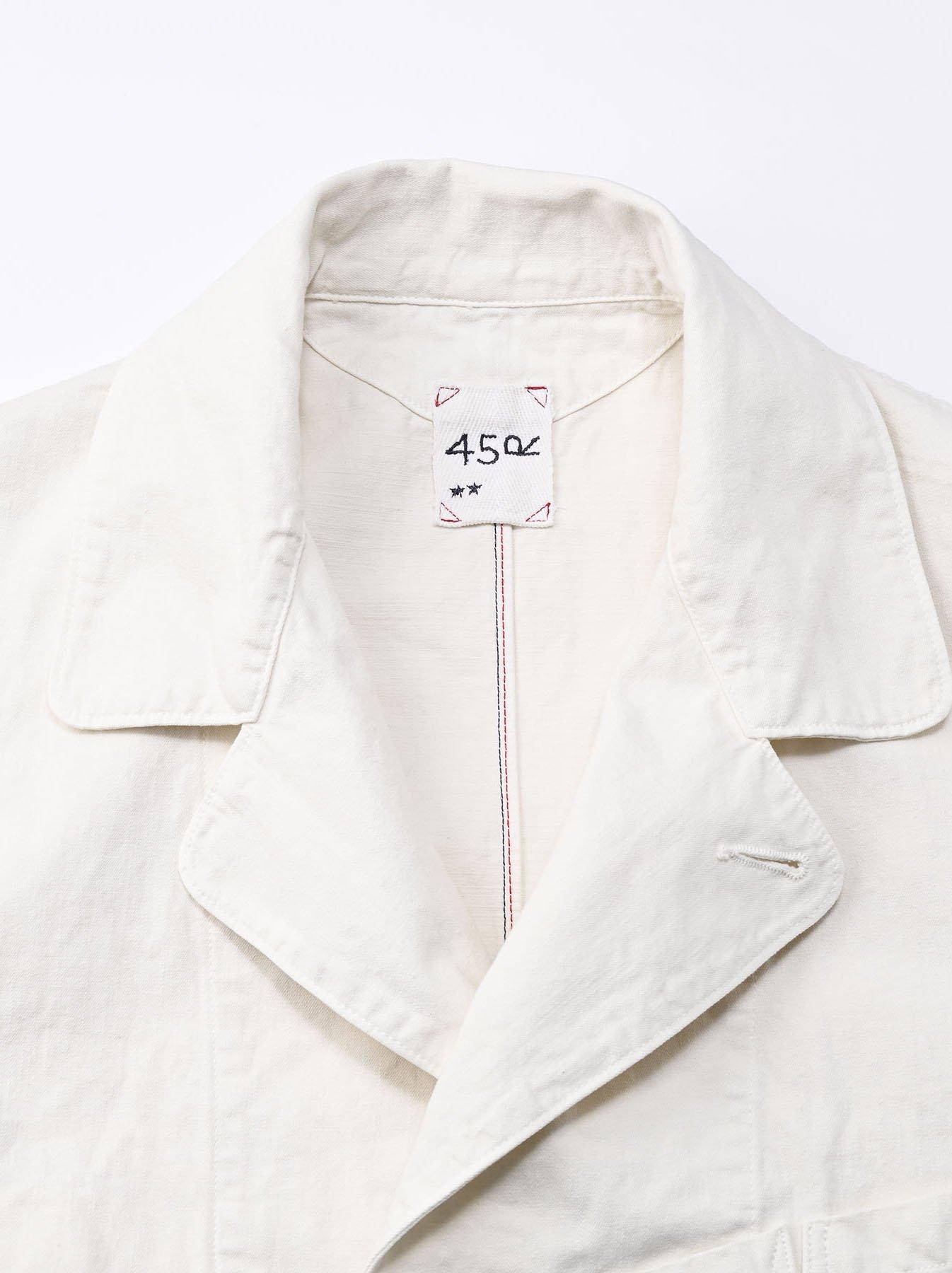 White 908 Coverall (0621)-7