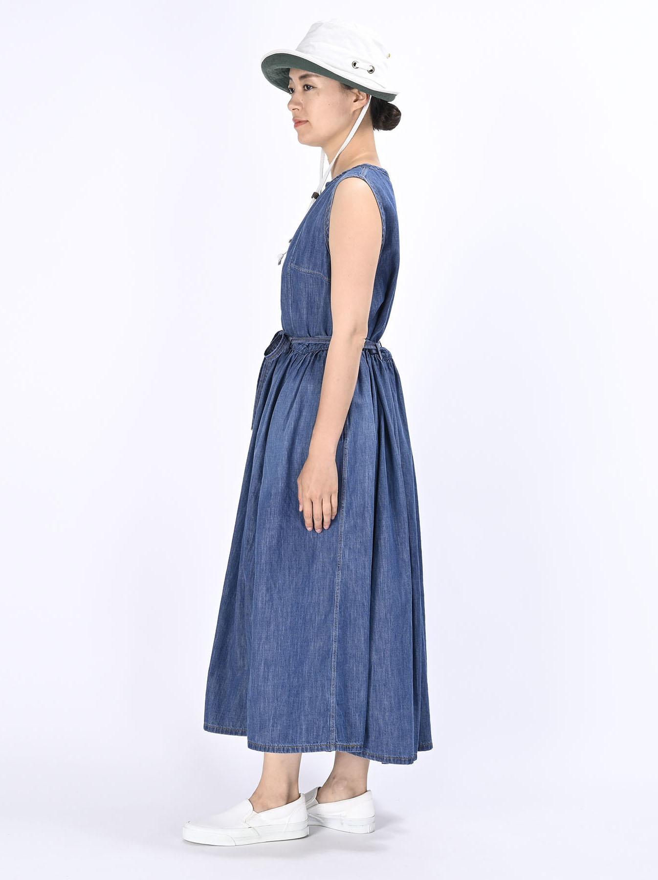 Denim Dress (0621)-3