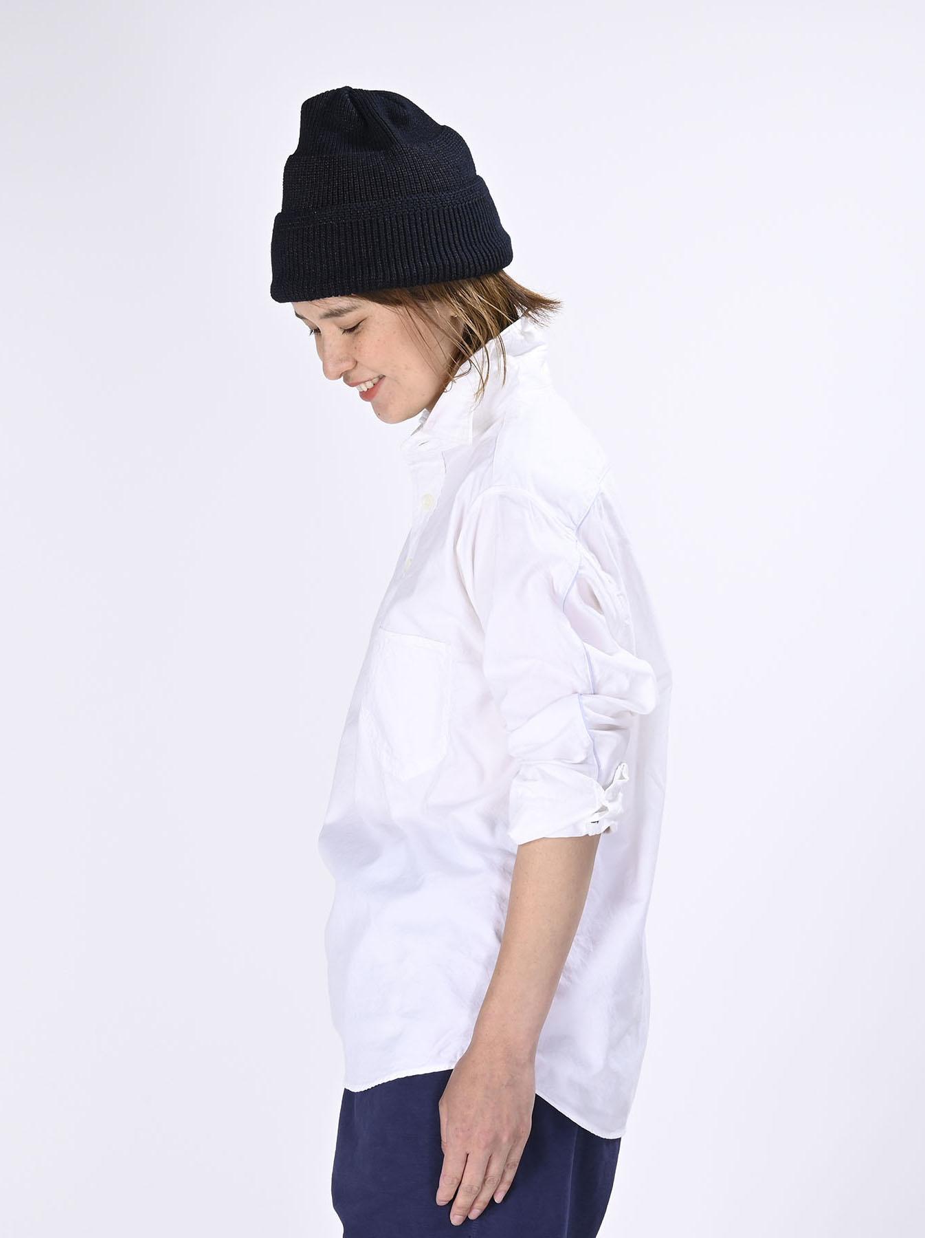 Thin Oxford Horizon Ocean Shirt (0621)-8