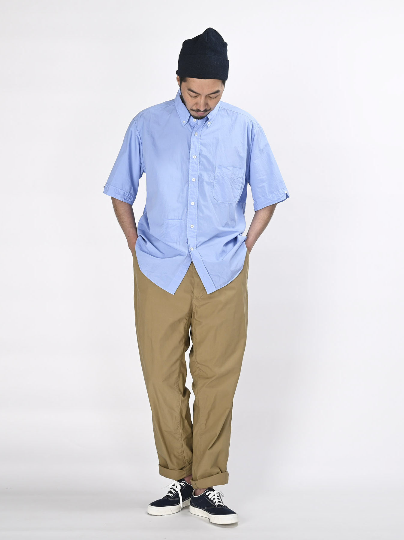Damp Cotton Anuenue Ocean Shirt (0621)-8